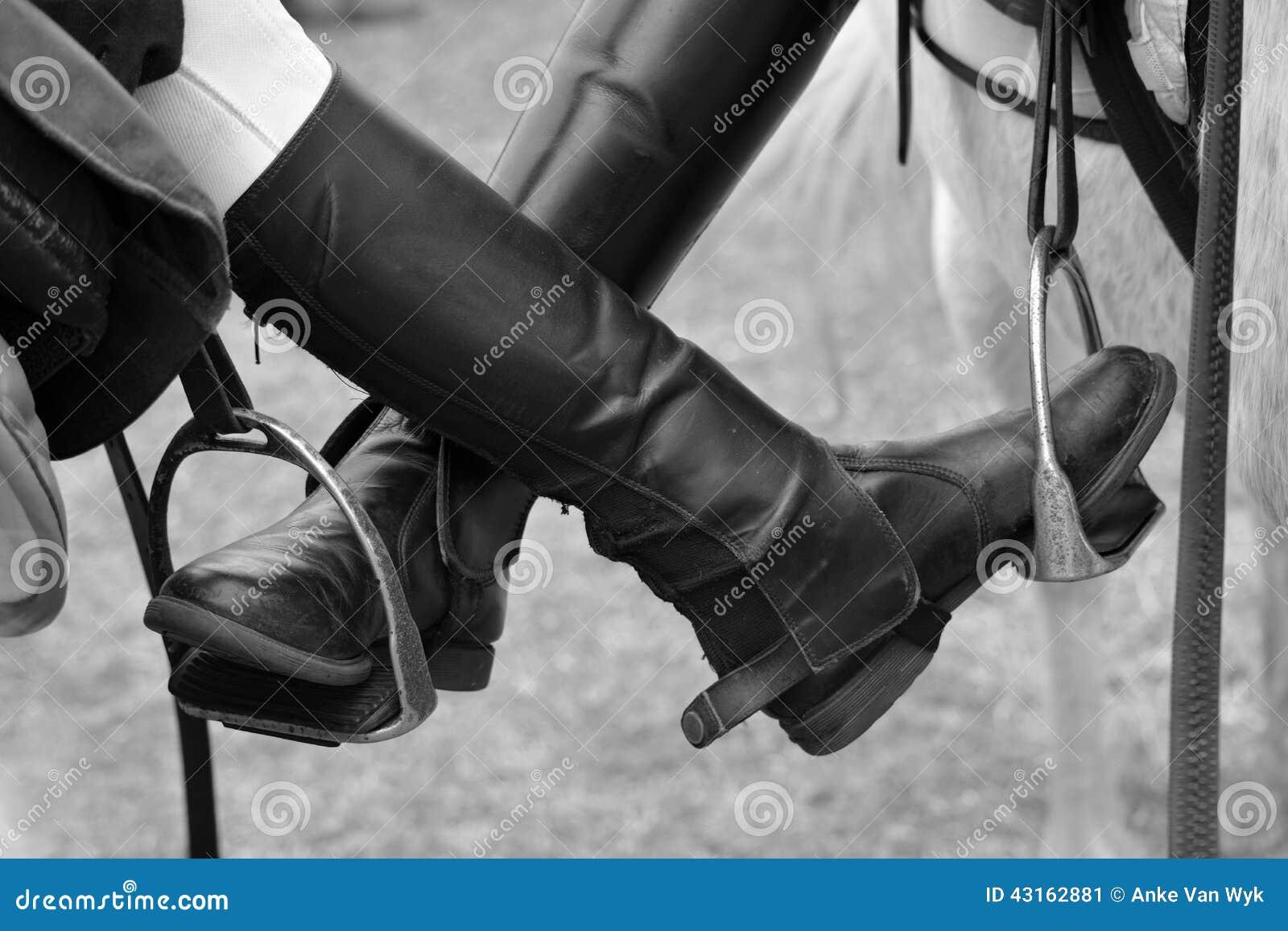 Μπότες ιππασίας