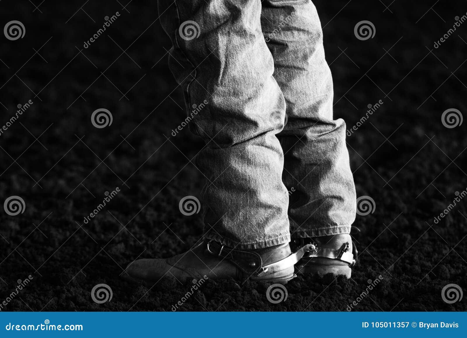 Μπότες και κεντρίσματα στο ροντέο