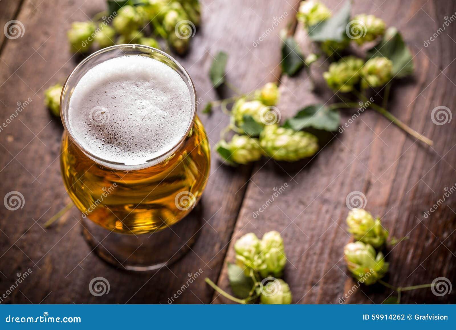 Μπύρα στο γυαλί