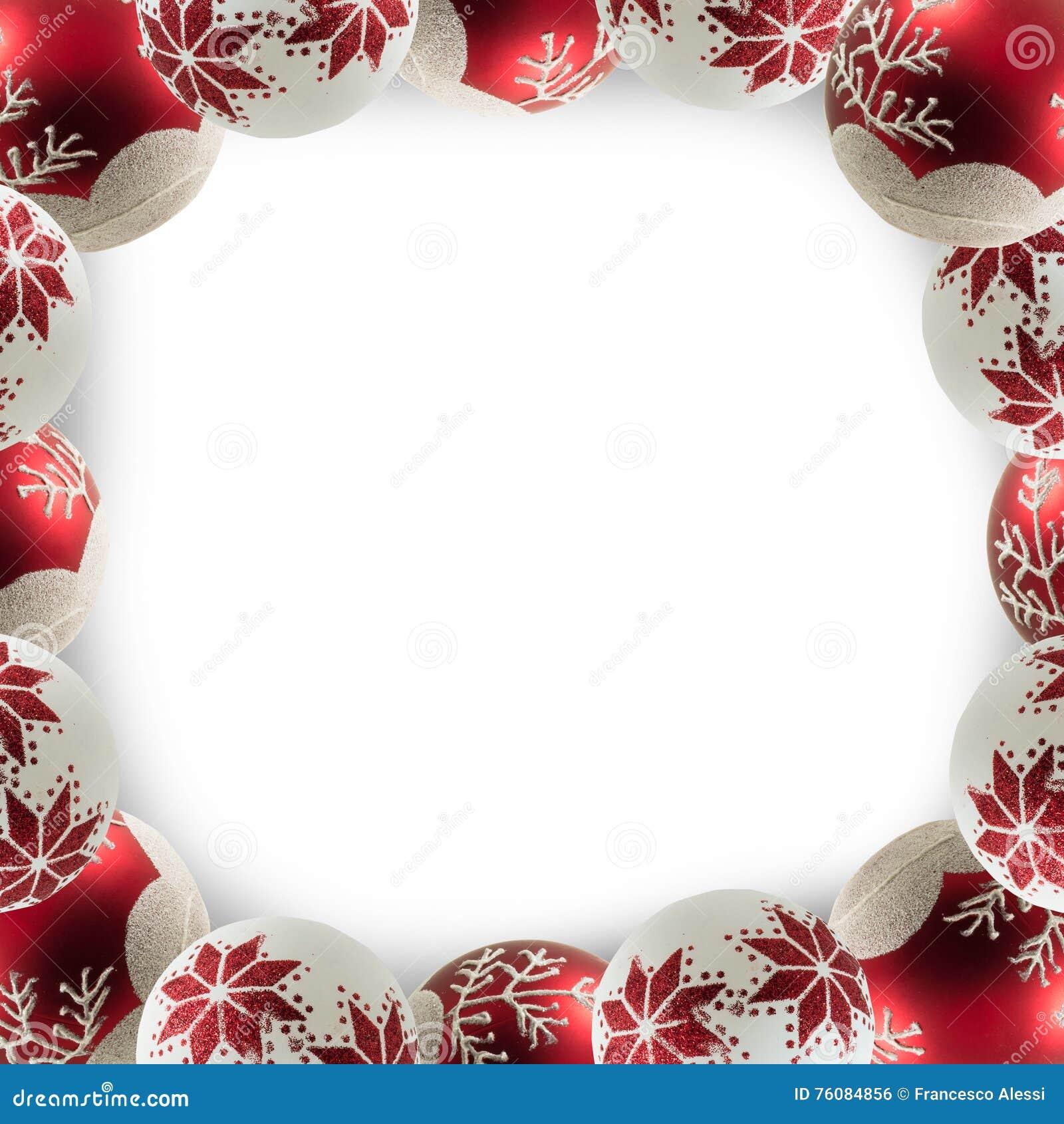 μπλε πλαίσιο Χριστουγένν
