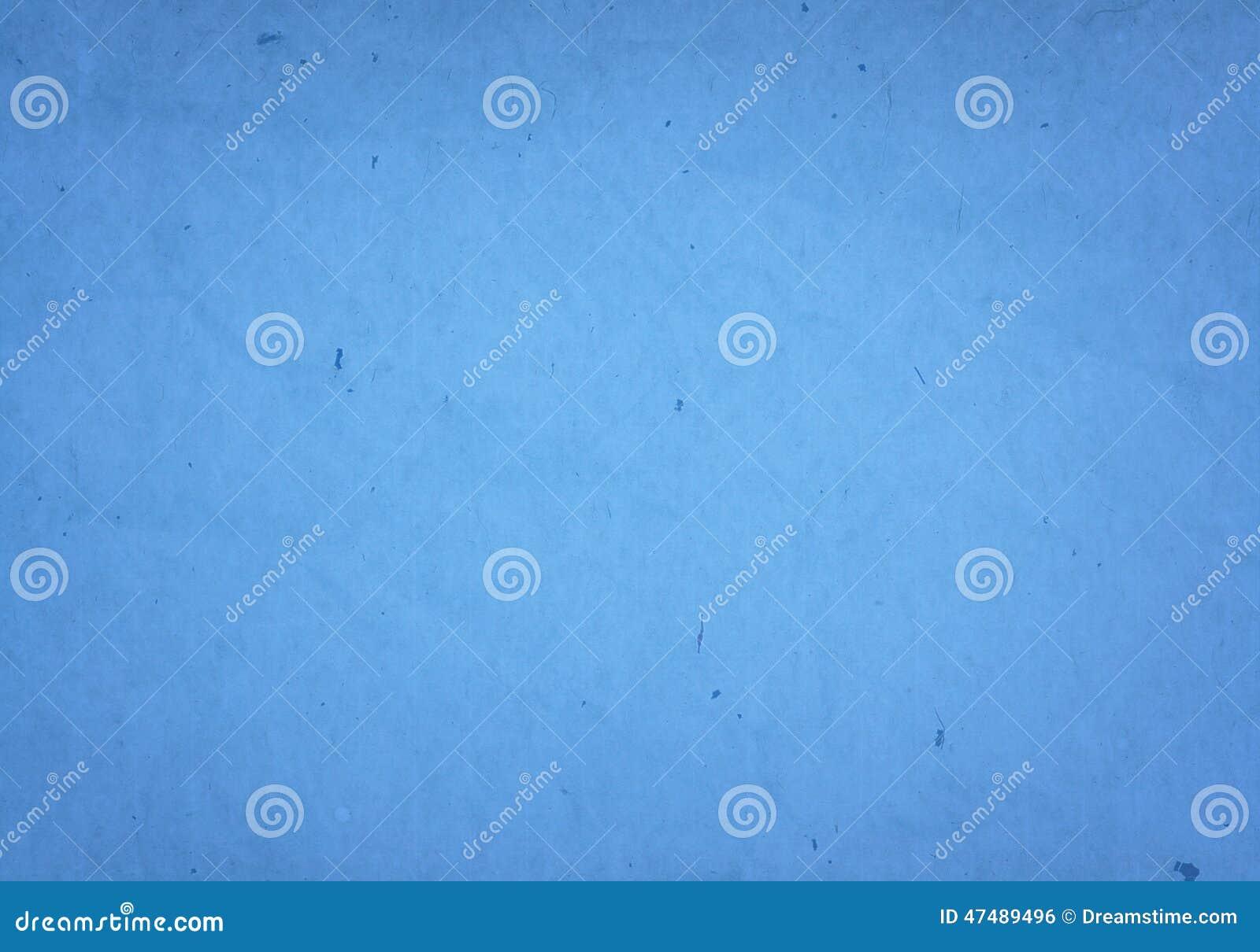 Μπλε τοίχος εγγράφου