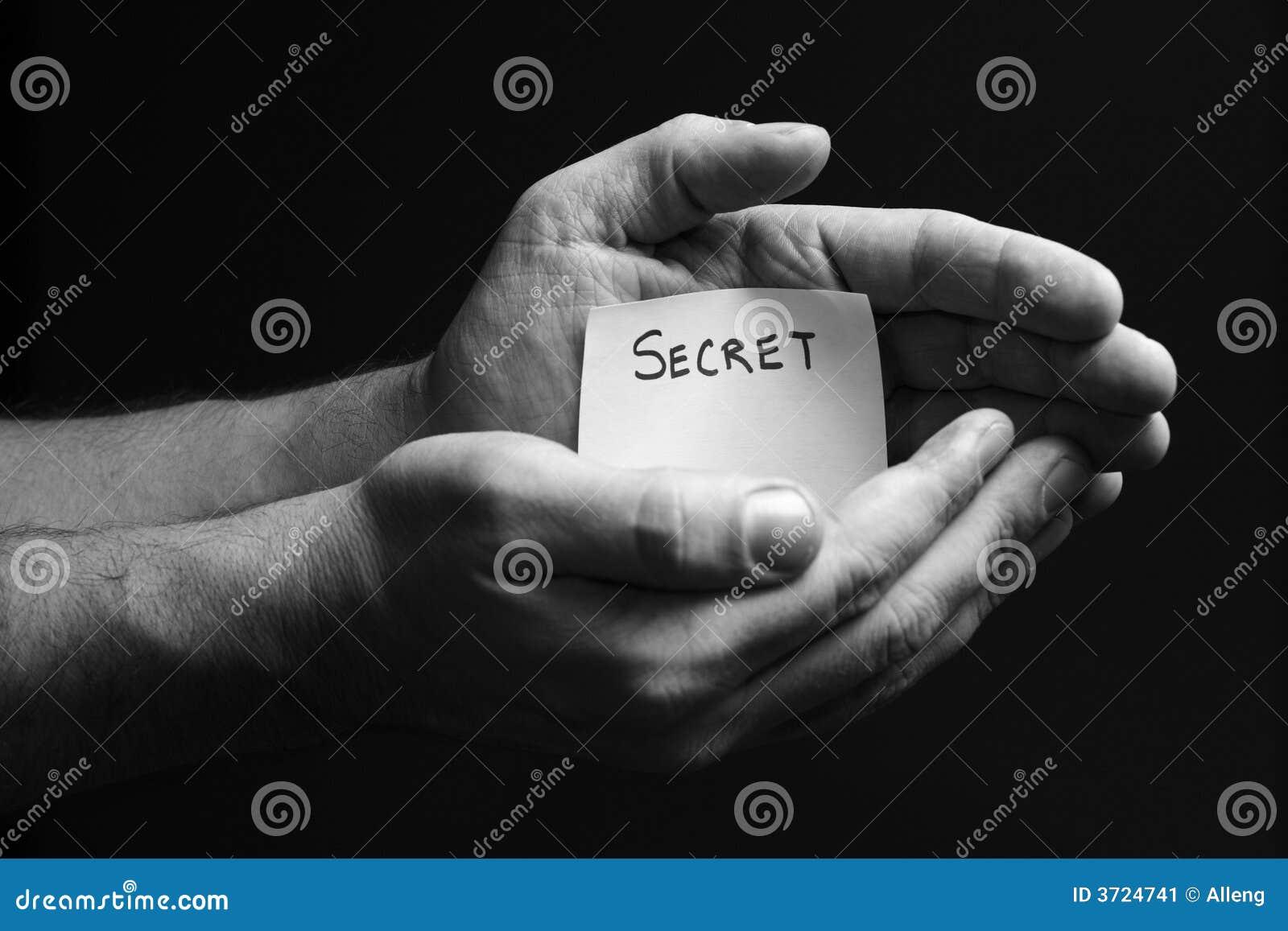 μυστικό χεριών