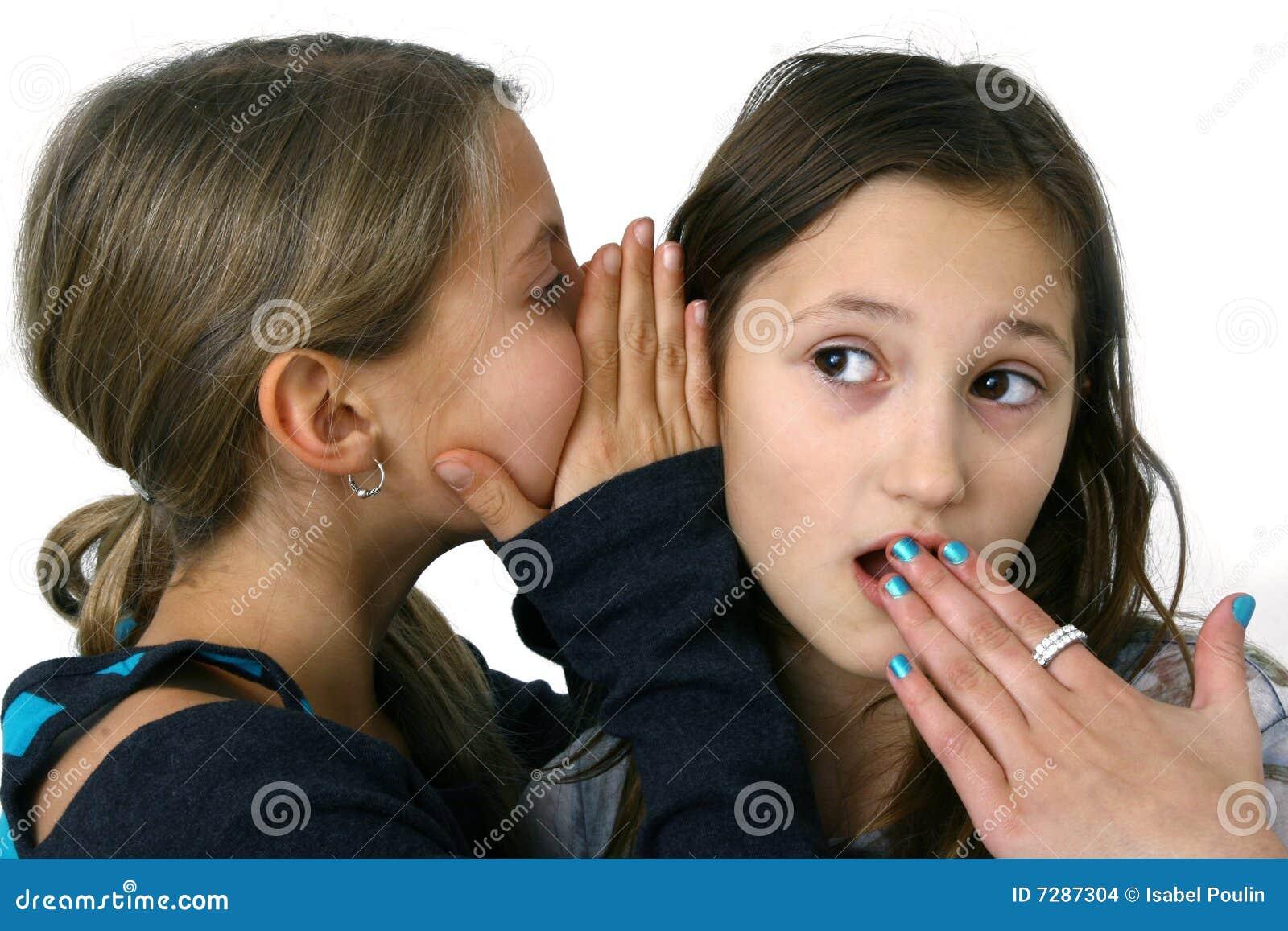 μυστικό ψιθύρισμα κοριτσ&i