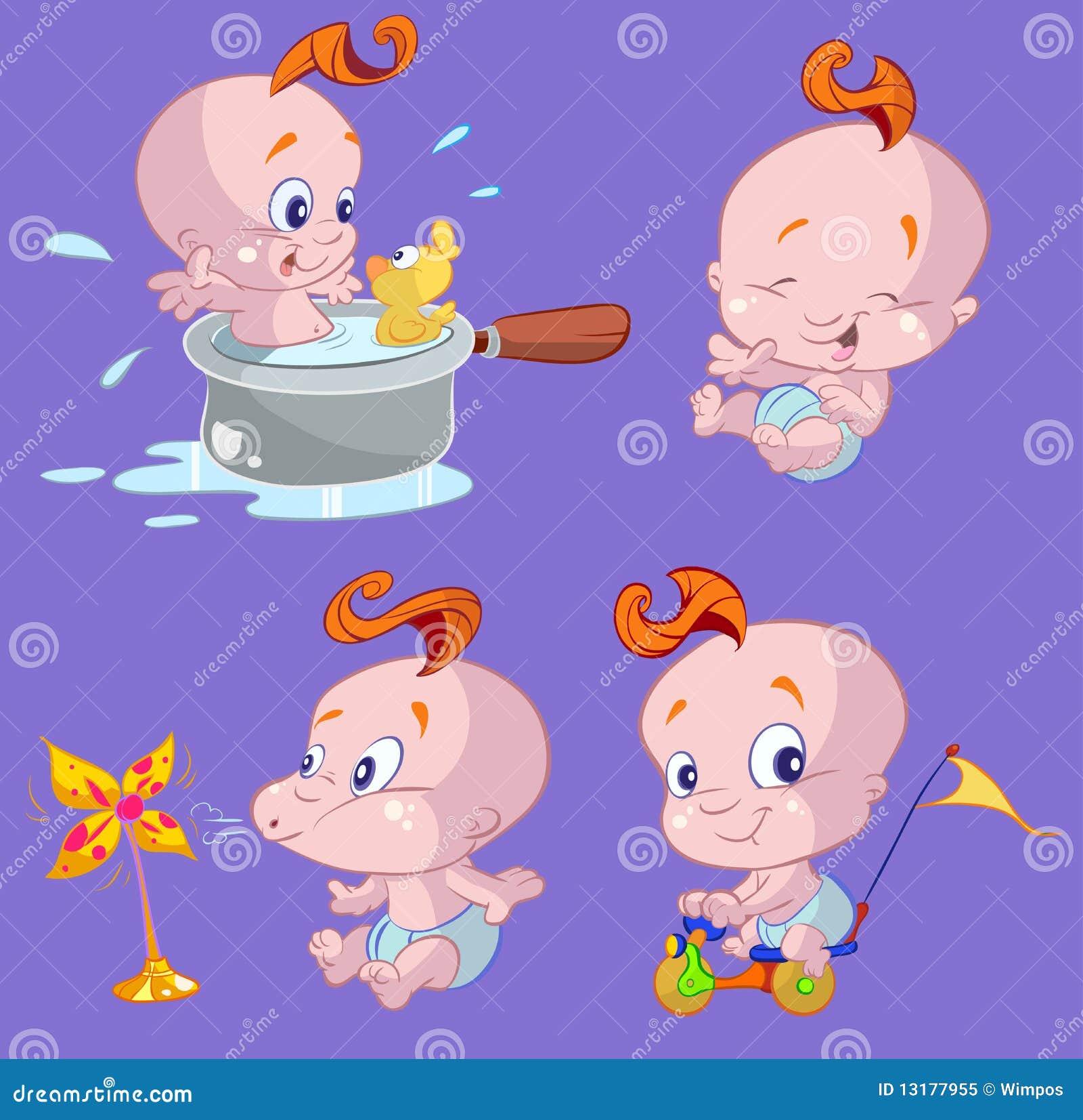 μωρά χαριτωμένα