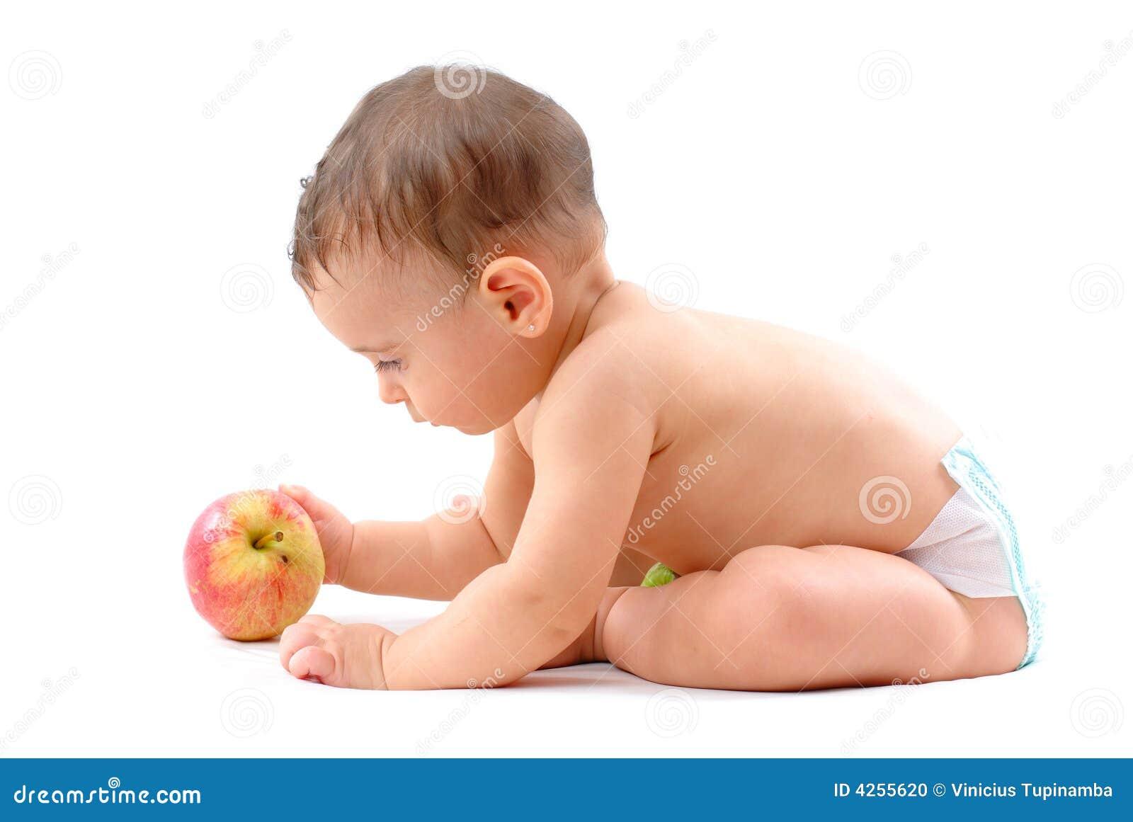 μωρό μήλων
