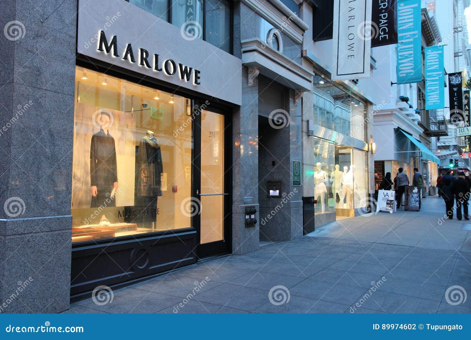 Μόδα Marlowe