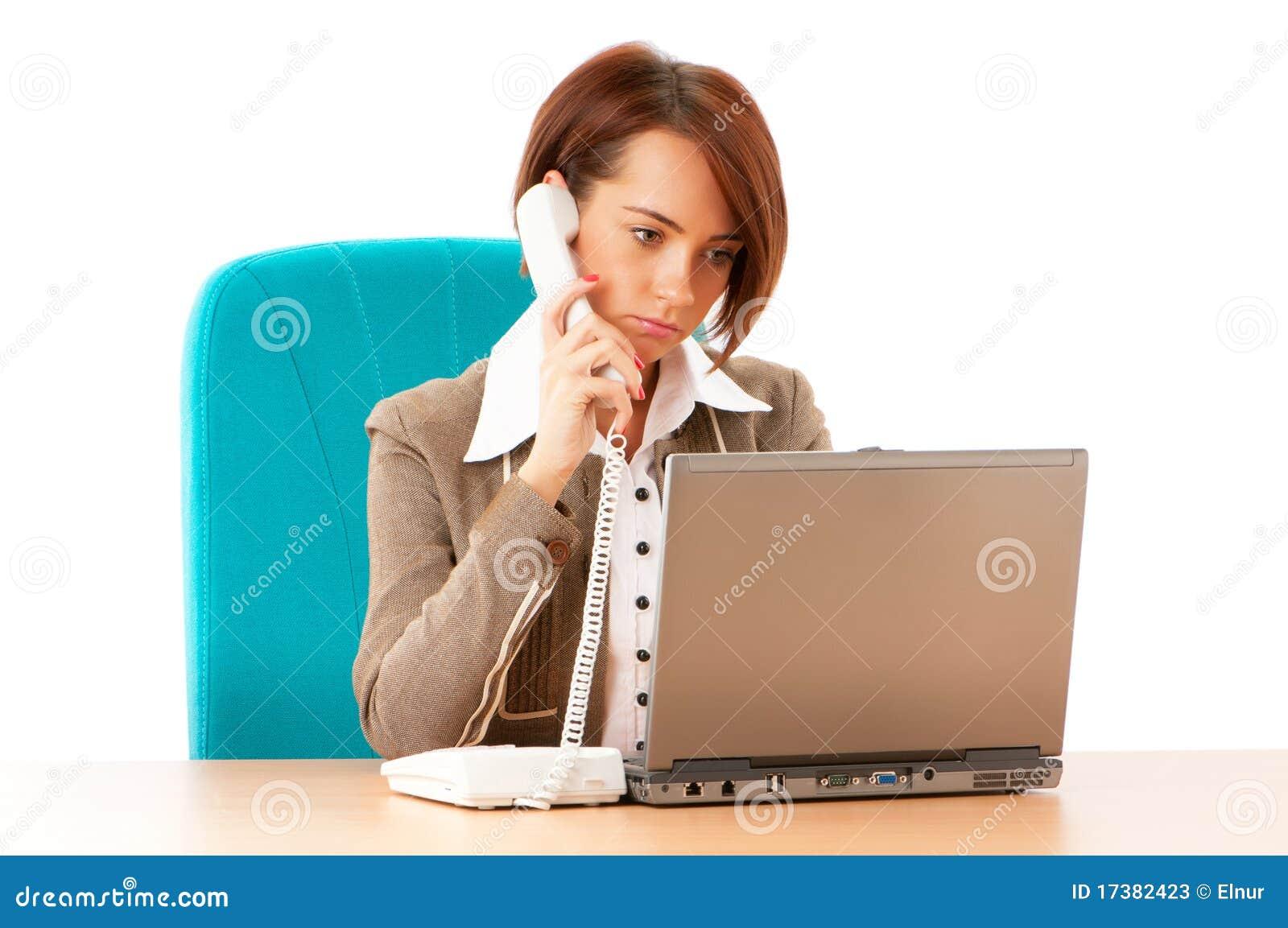 Νέα εργασία επιχειρησιακών γυναικών