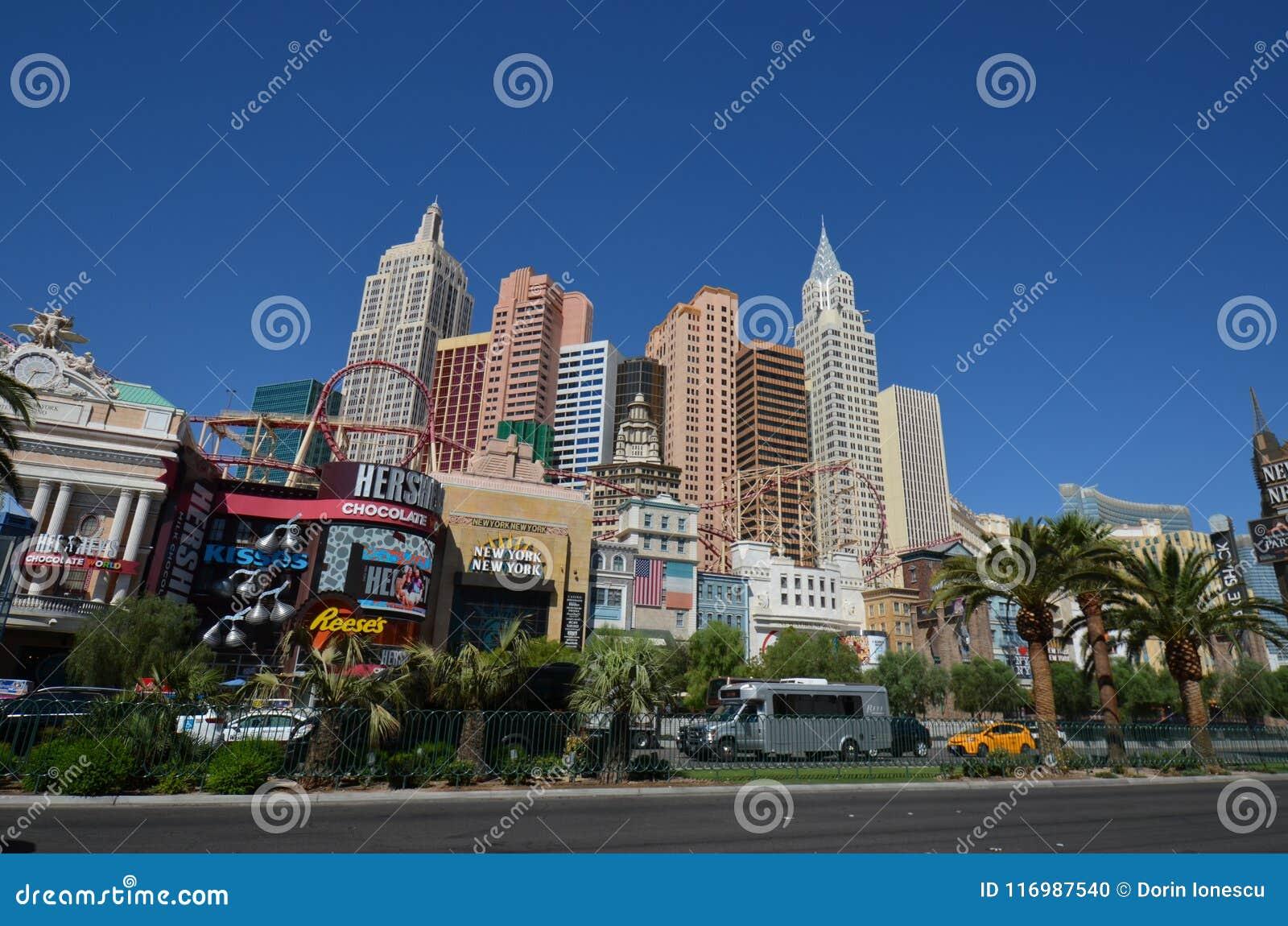 Νέες Υόρκη-νέες ξενοδοχείο της Υόρκης & χαρτοπαικτική λέσχη, μητροπολιτική περιοχή, πόλη, ορόσημο, ορίζοντας
