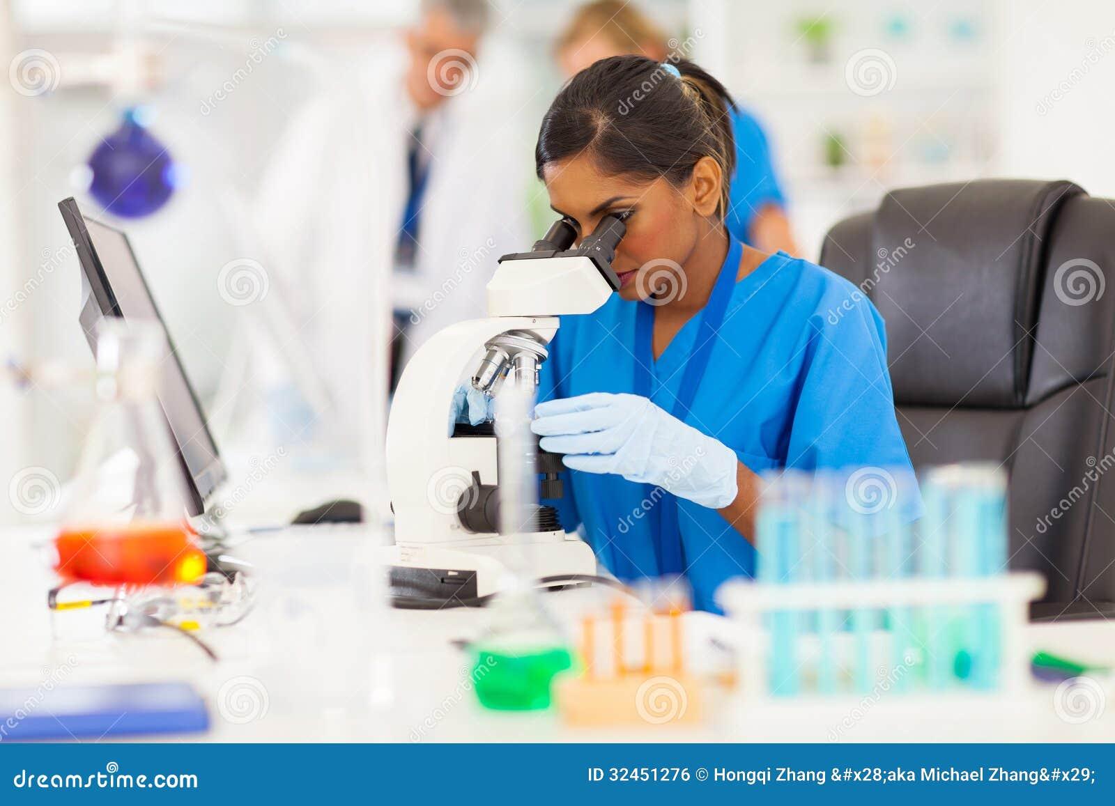 Νέος ιατρικός ερευνητής