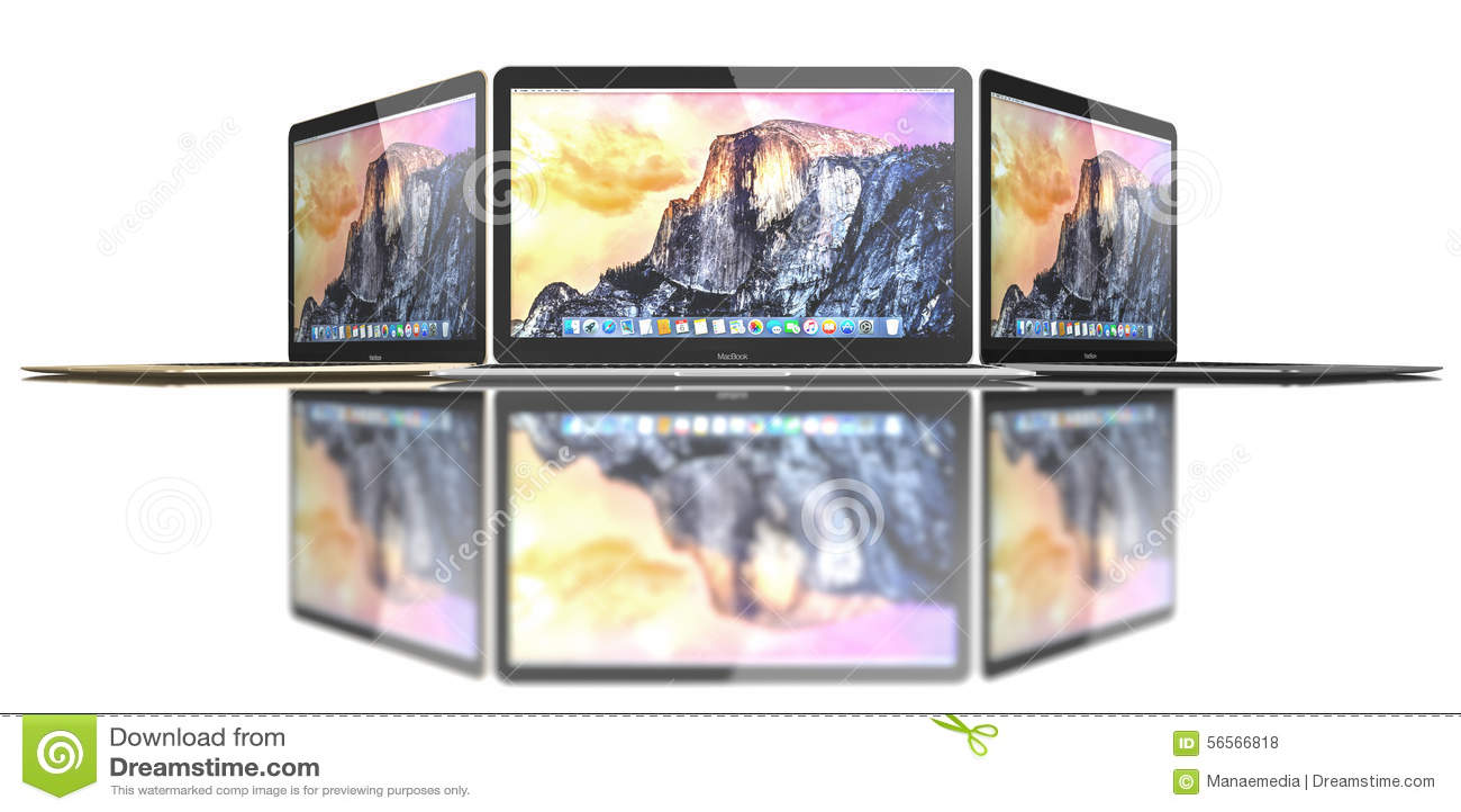 Download Νέος χρυσός, ασημένιος και διαστημικός γκρίζος αέρας MacBook Εκδοτική Στοκ Εικόνες - εικόνα από χρωματισμένος, κλάδων: 56566818