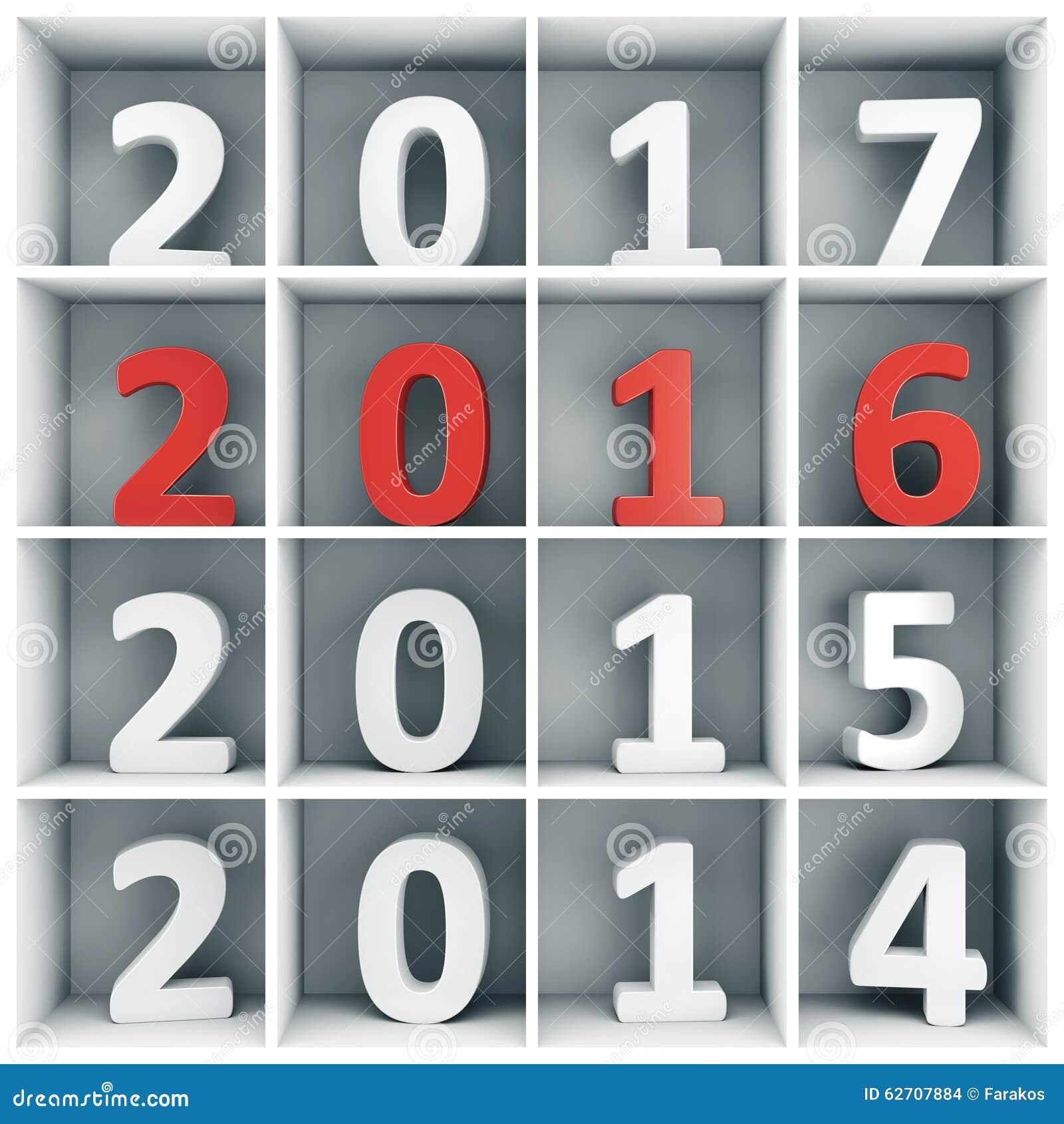 νέο έτος έννοιας