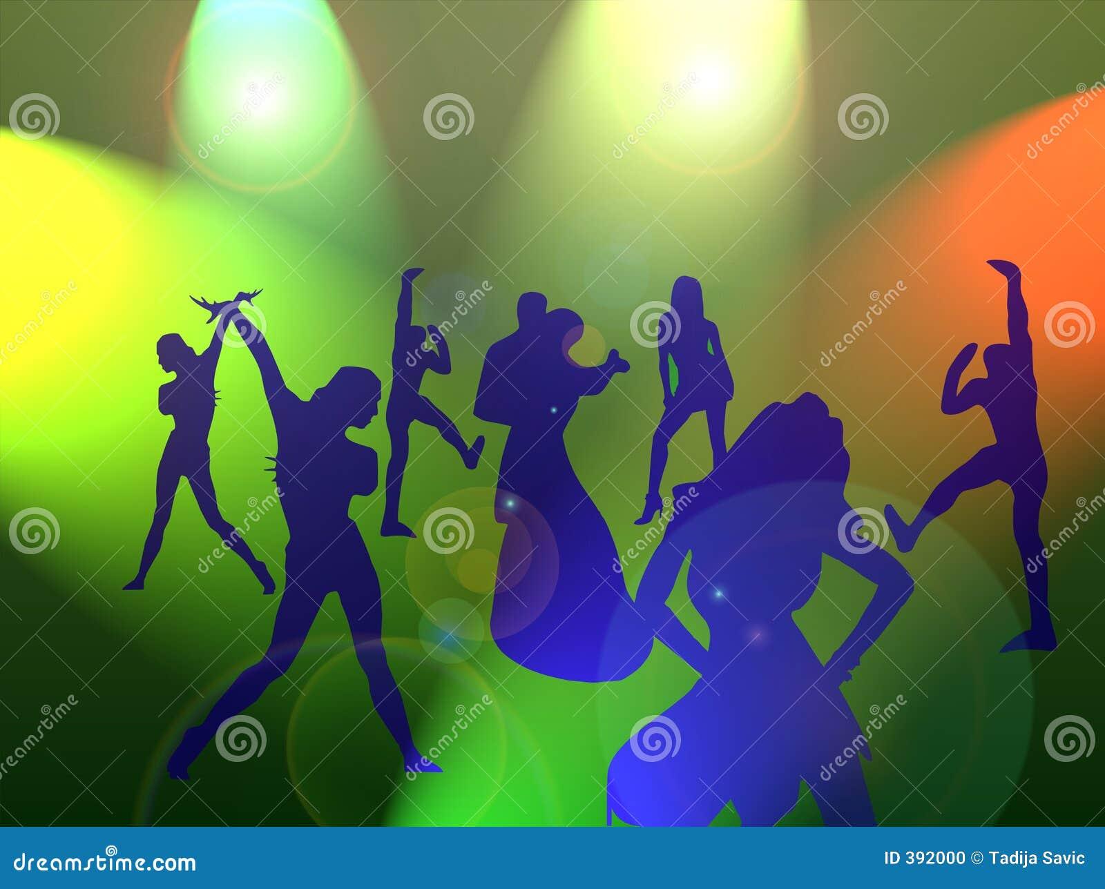 νέο έτος χορού