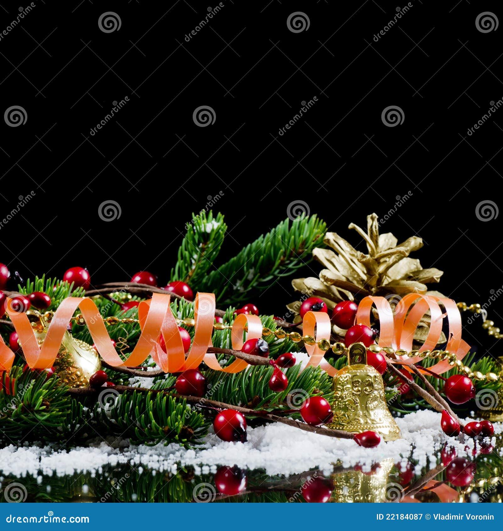νέο έτος Χριστουγέννων συ&