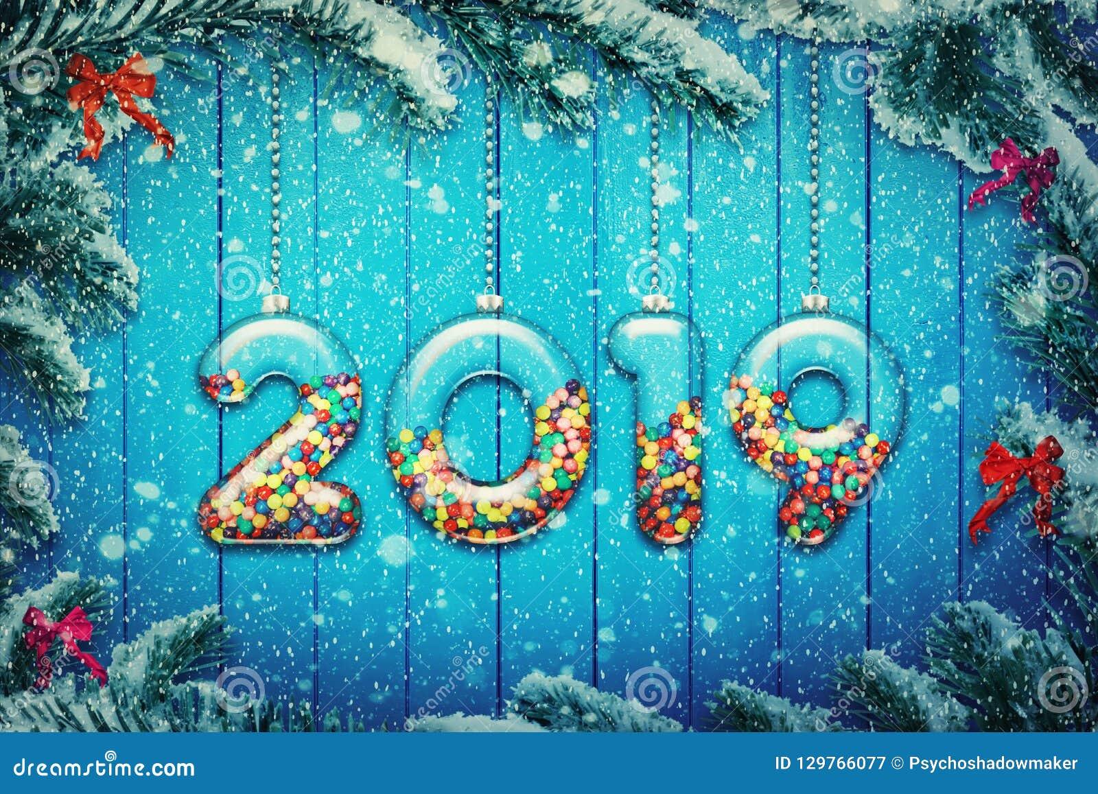 Νέο έτος 2019