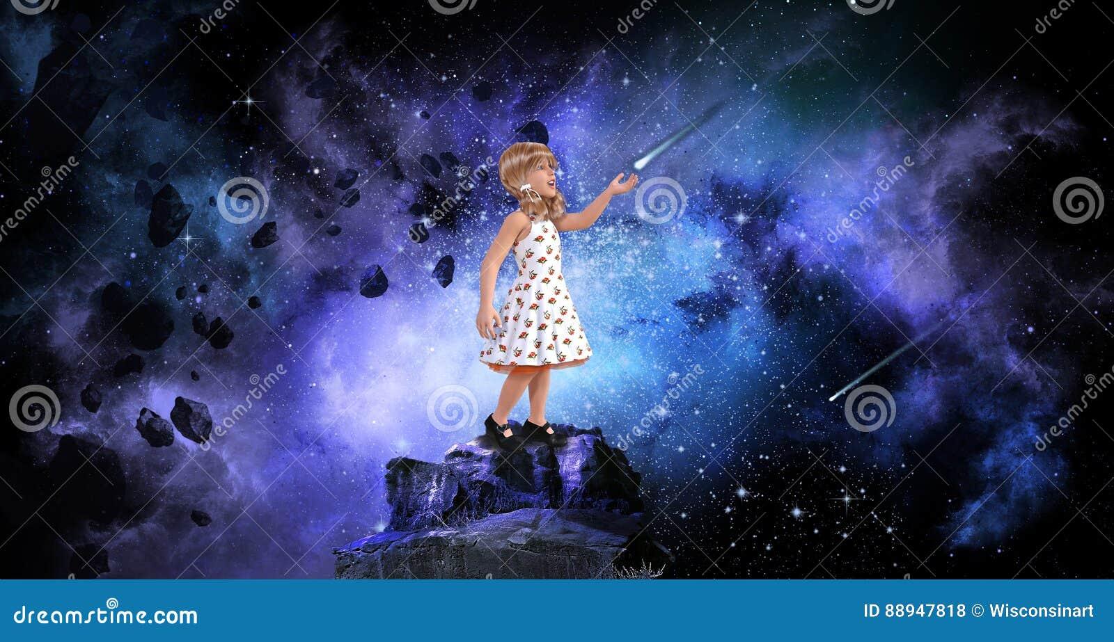 Νέο κορίτσι, μεγάλα όνειρα