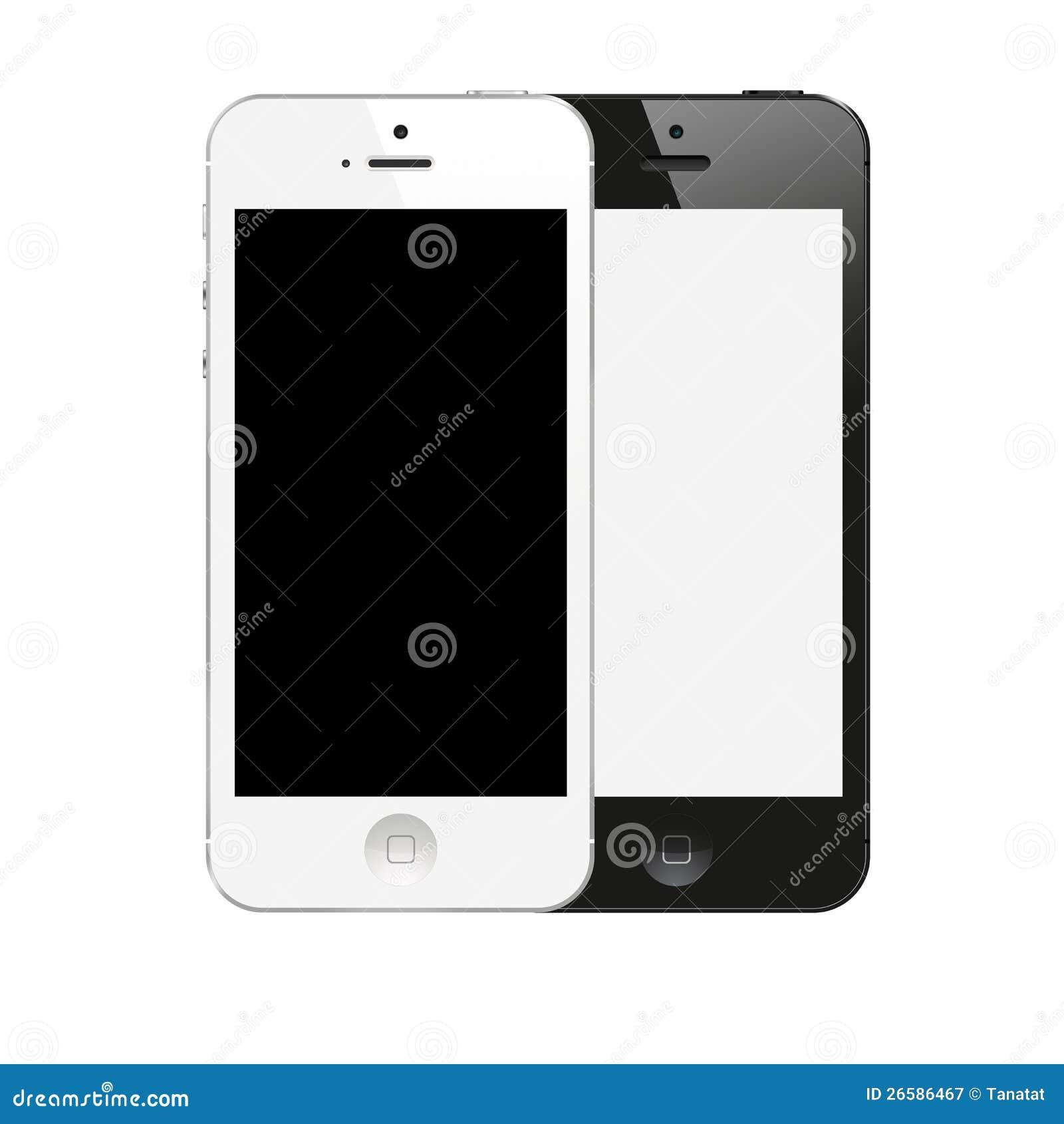 Νέο IPhone 5 γραπτό χρώμα από το μήλο