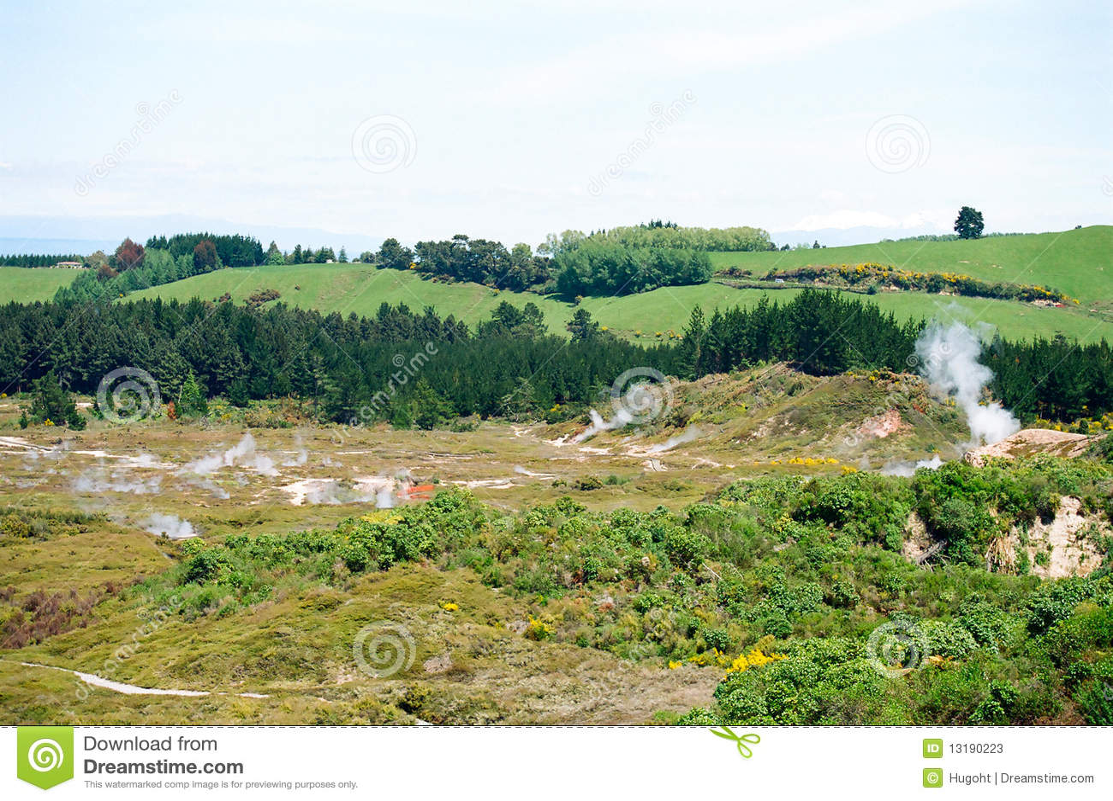 νέο taupo ηφαιστειακή Ζηλανδί&alph