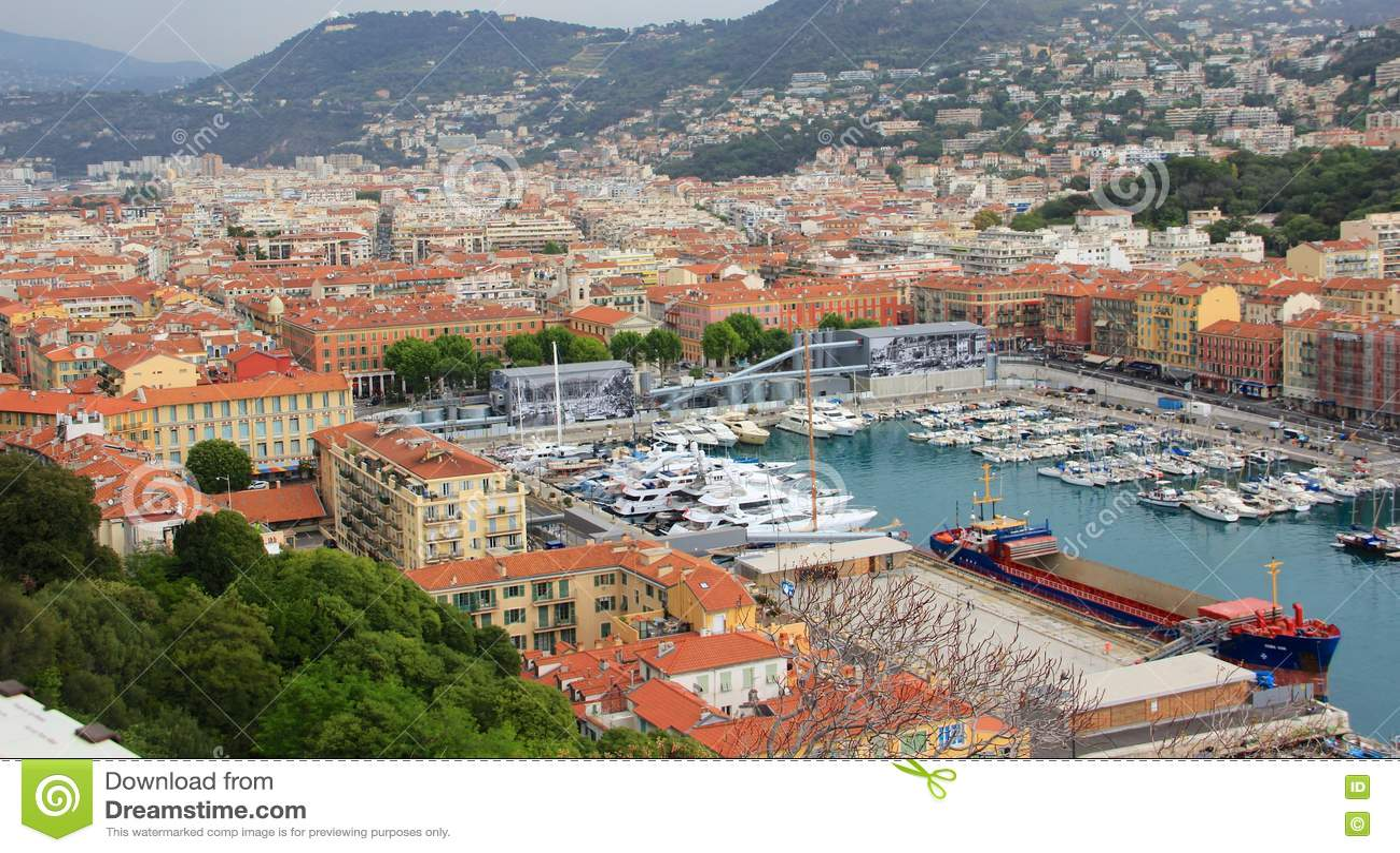 Νίκαια, Γαλλία - λιμένας