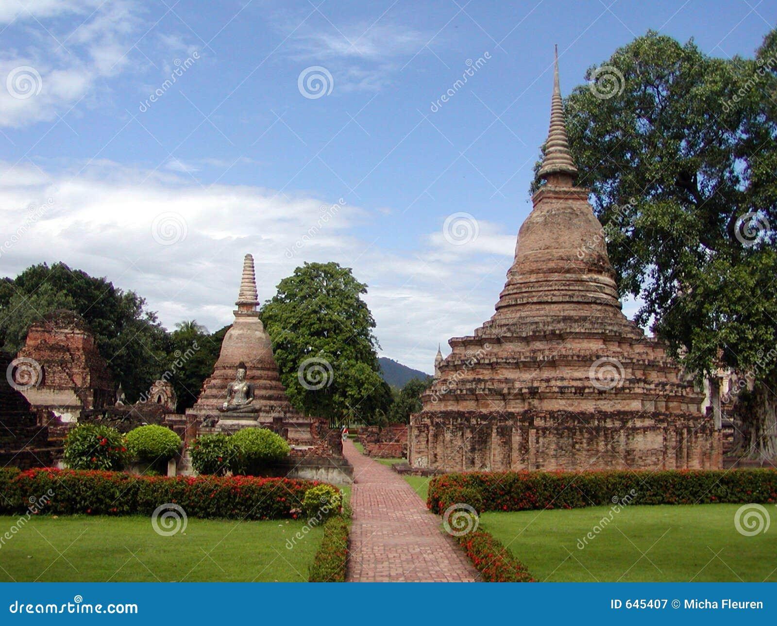ναοί Ταϊλανδός