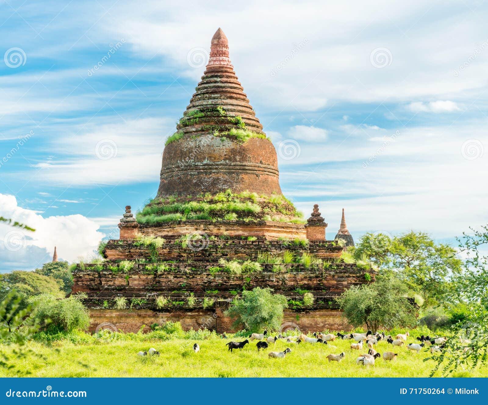 Ναοί Bagan, το Μιανμάρ