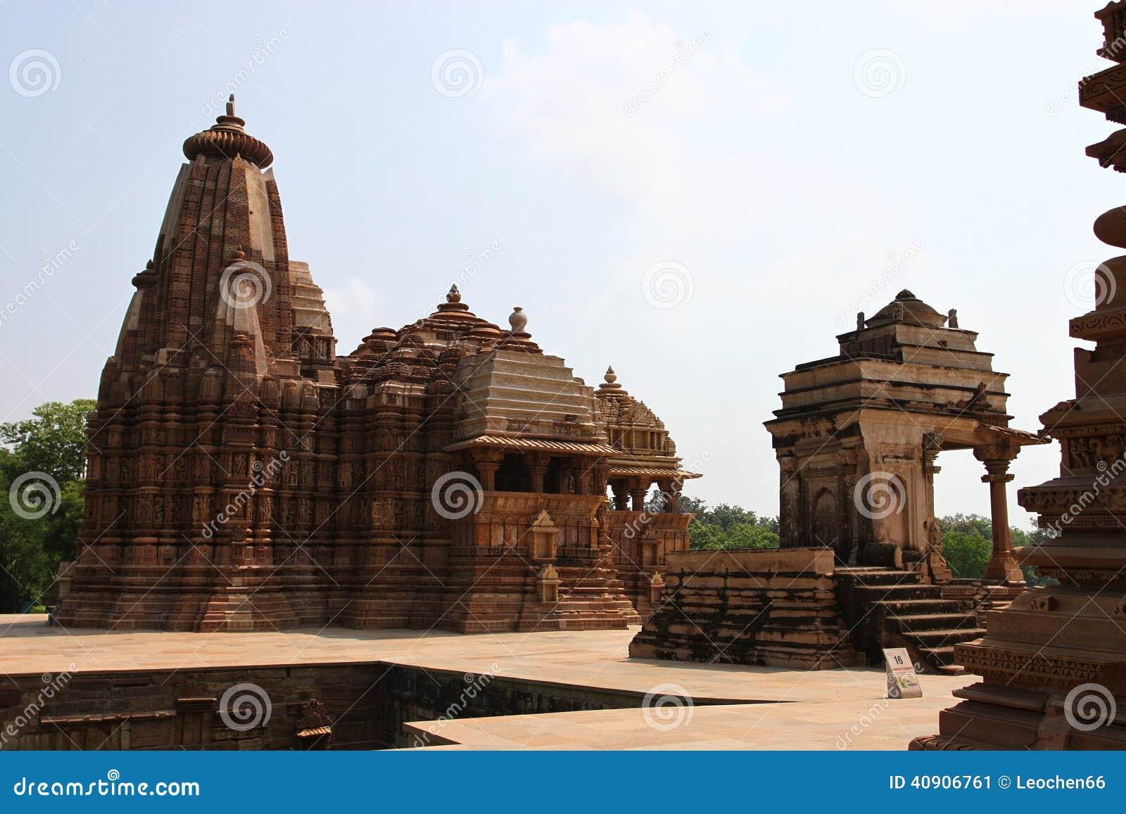 Ναοί Khajuraho και τα ερωτικά γλυπτά τους, Ινδία