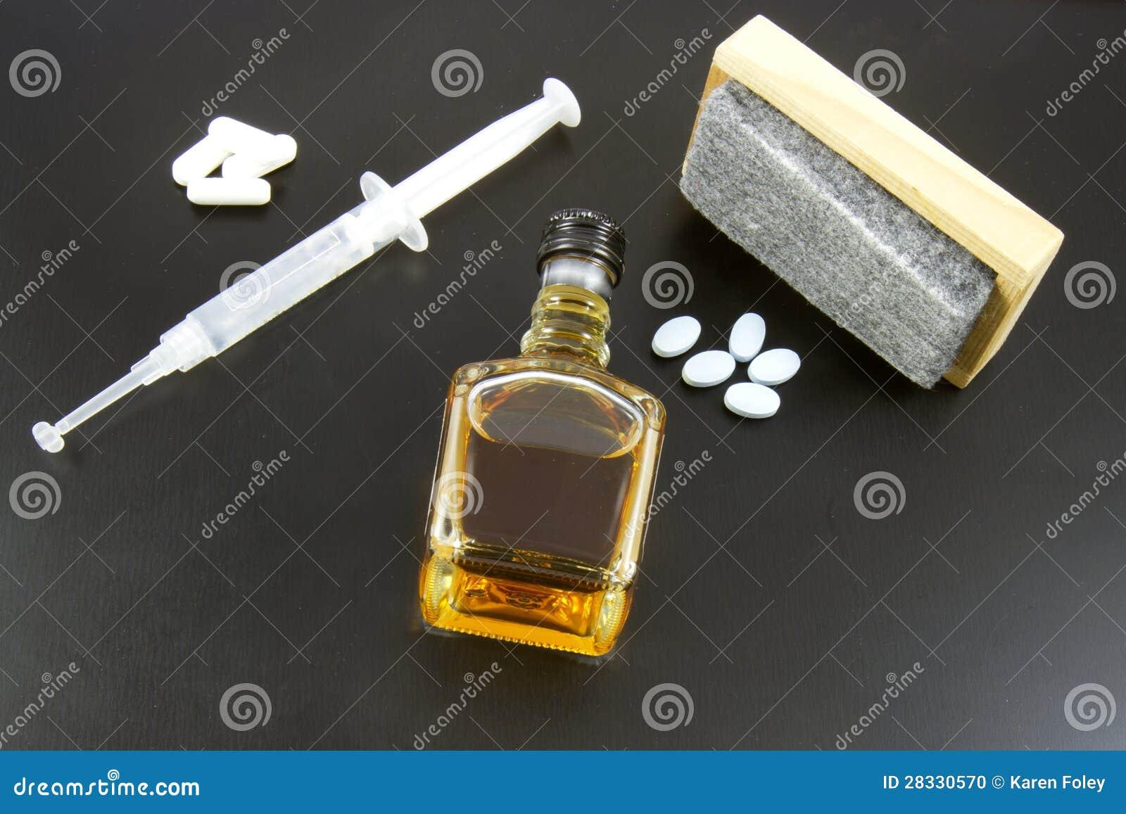 Ναρκωτικά και αλκοόλη