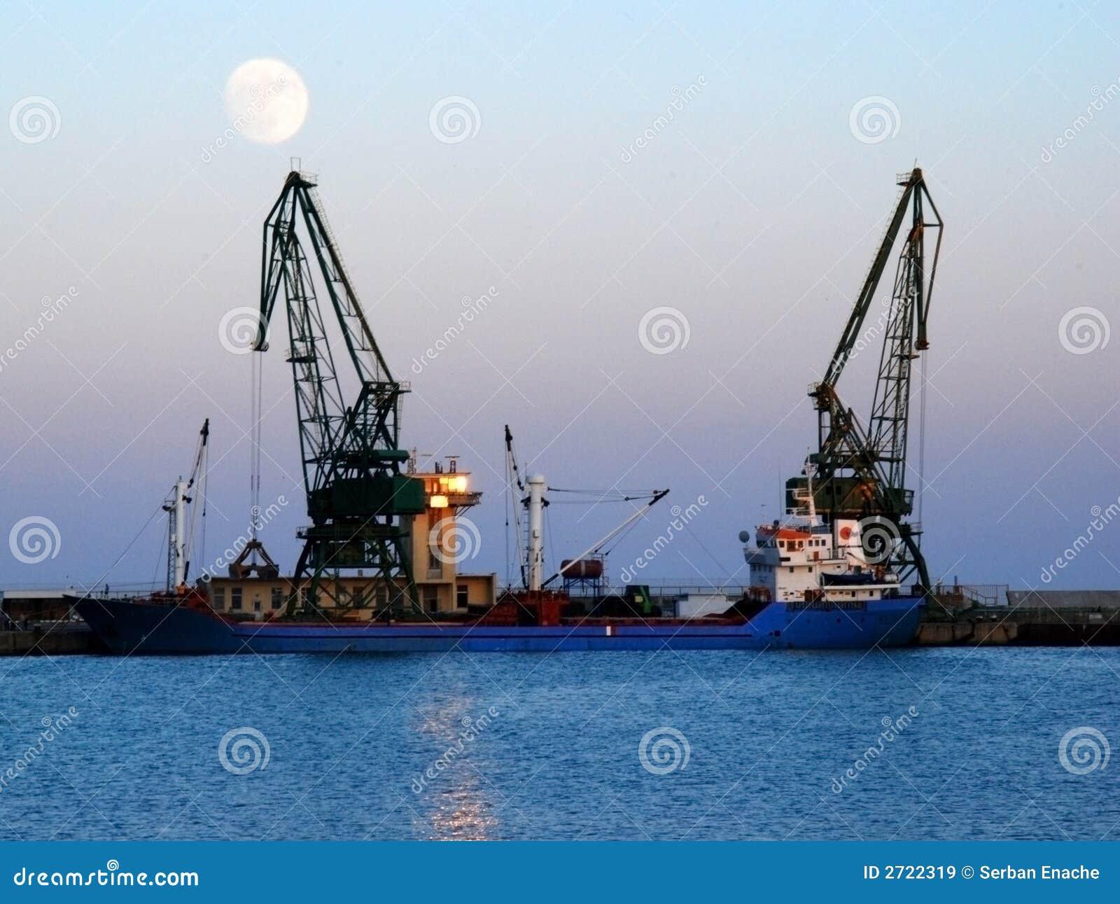 ναυπηγείο γερανών