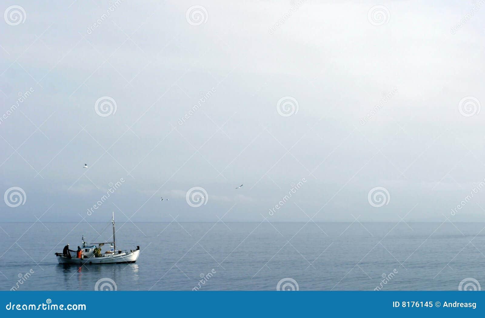 ναυσιπλοΐα αλιείας βαρκών