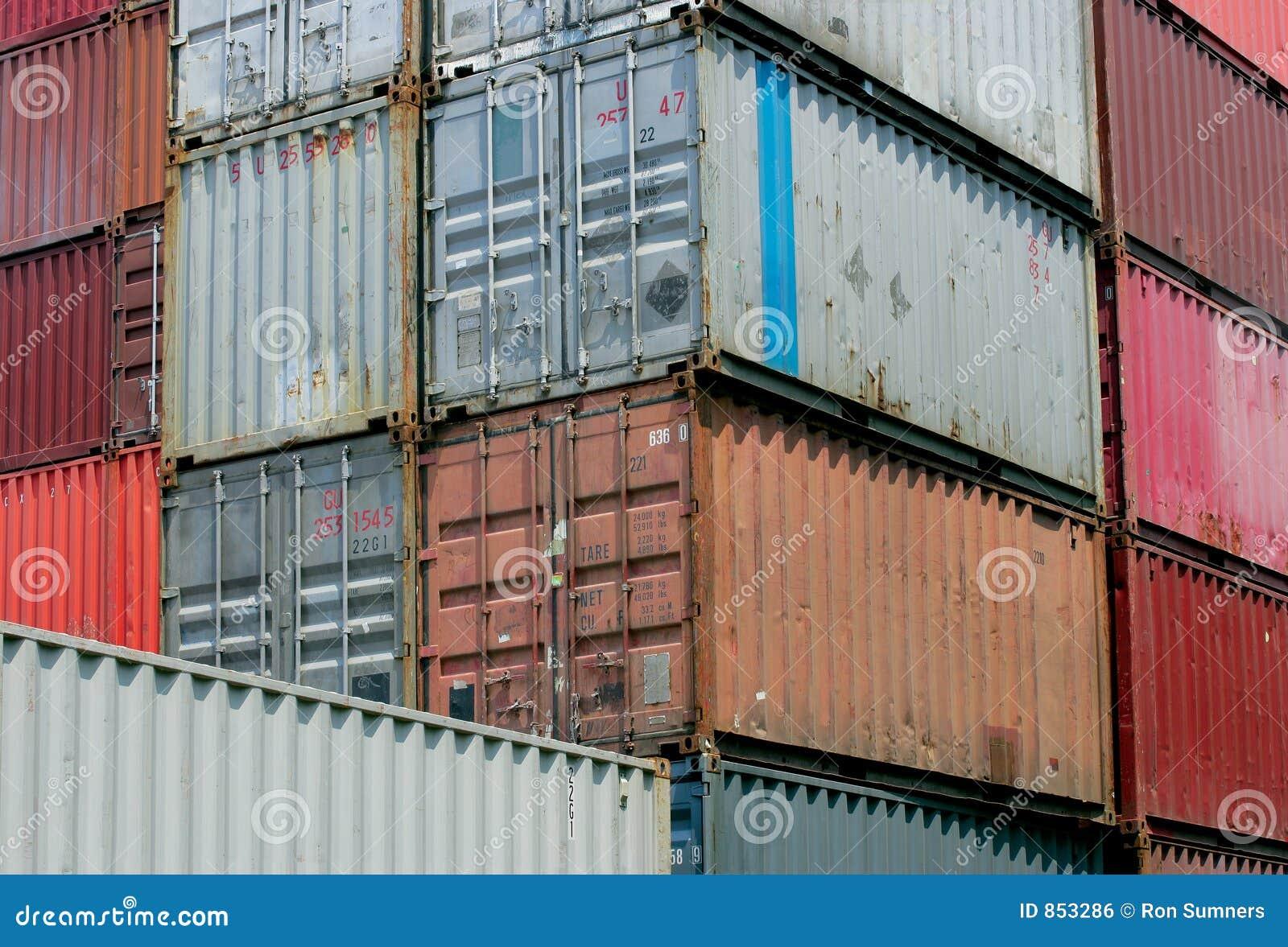 ναυτιλία εμπορευματοκιβωτίων