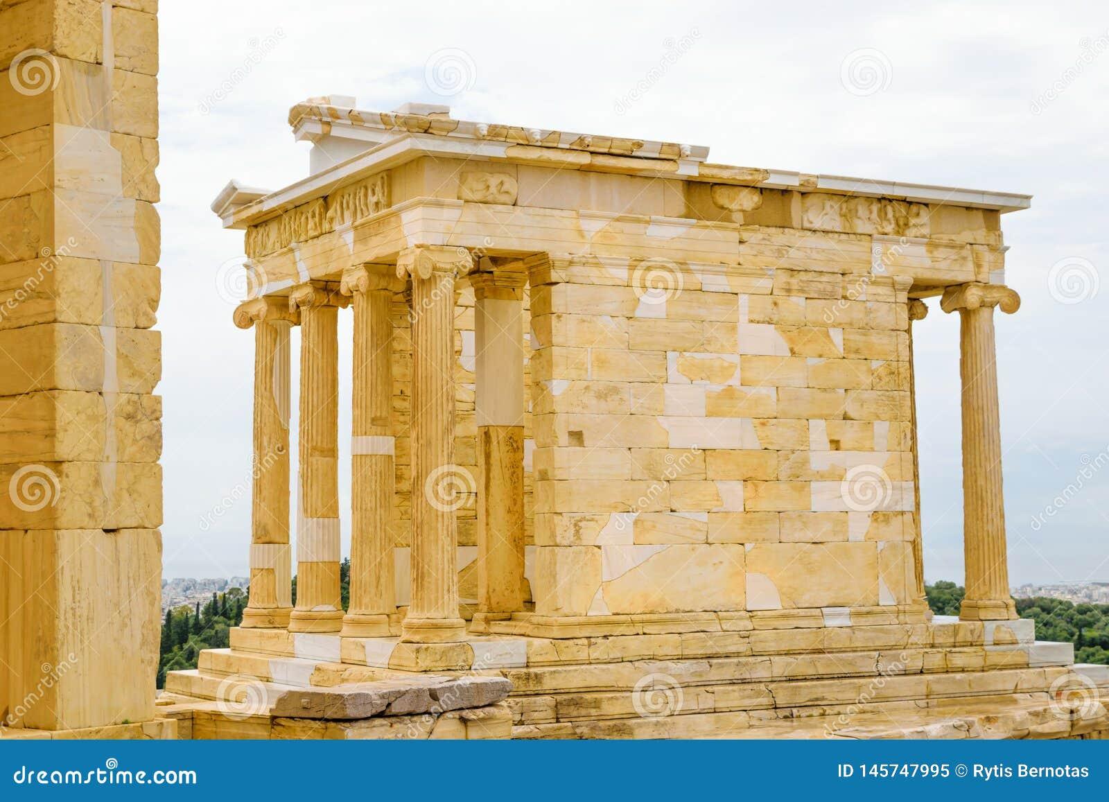 Ναός Αθηνάς Nike