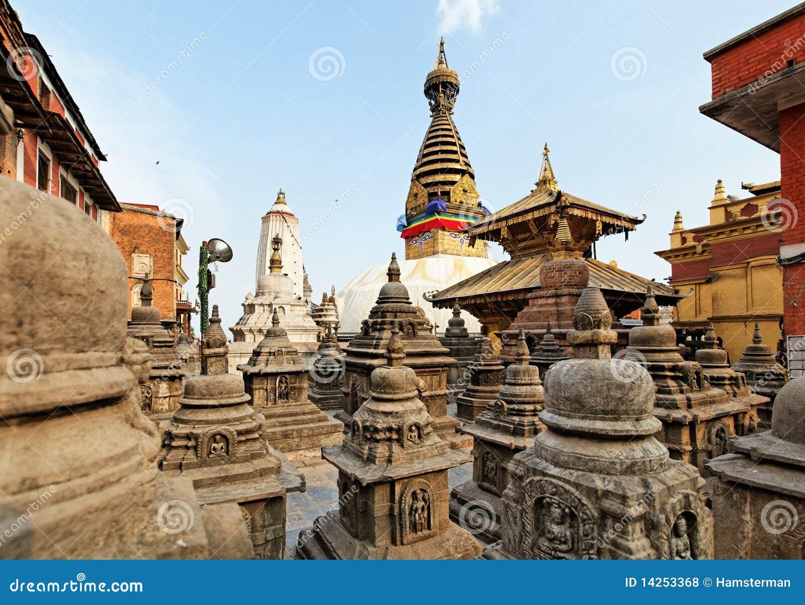 ναός ηλιοβασιλέματος stupa π&i