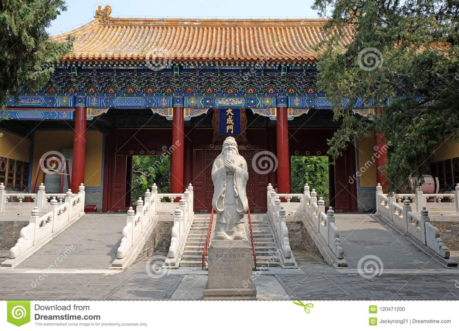 Ναός Κομφουκίου, Πεκίνο, Κίνα