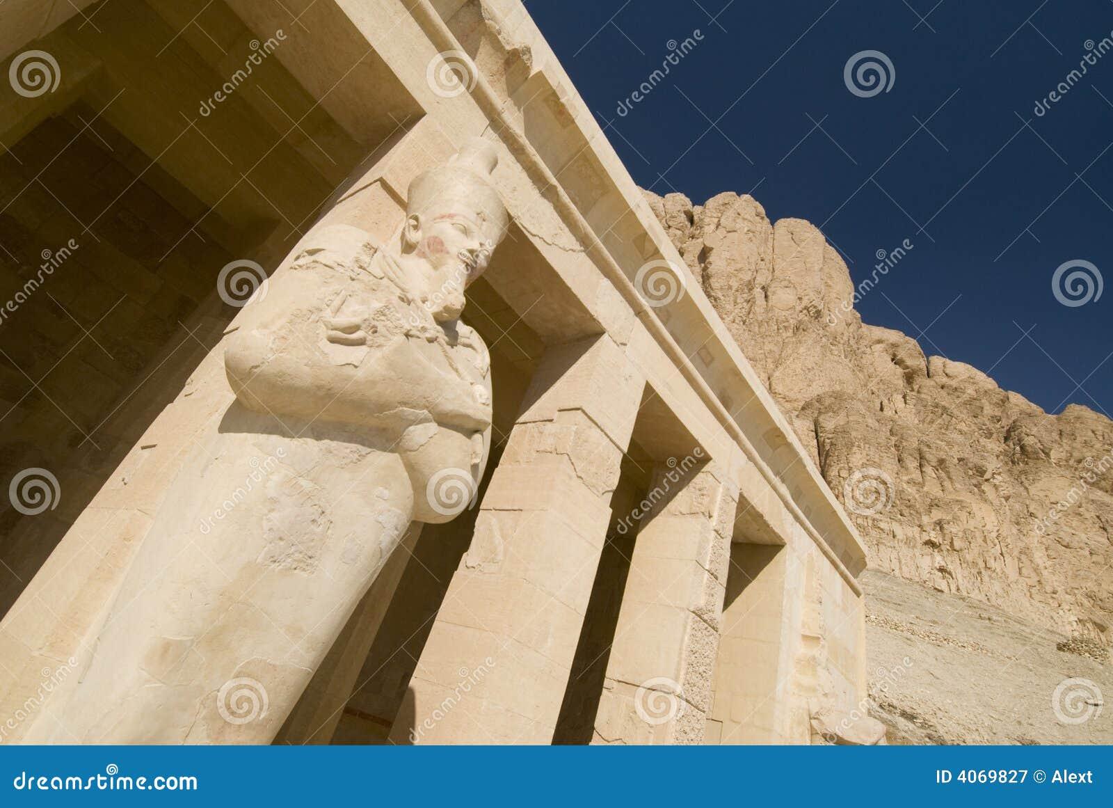 ναός της Αιγύπτου hatschepsut