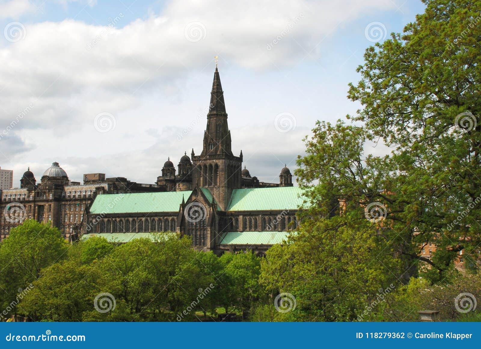 Ναός της Γλασκώβης στη Σκωτία, Ηνωμένο Βασίλειο