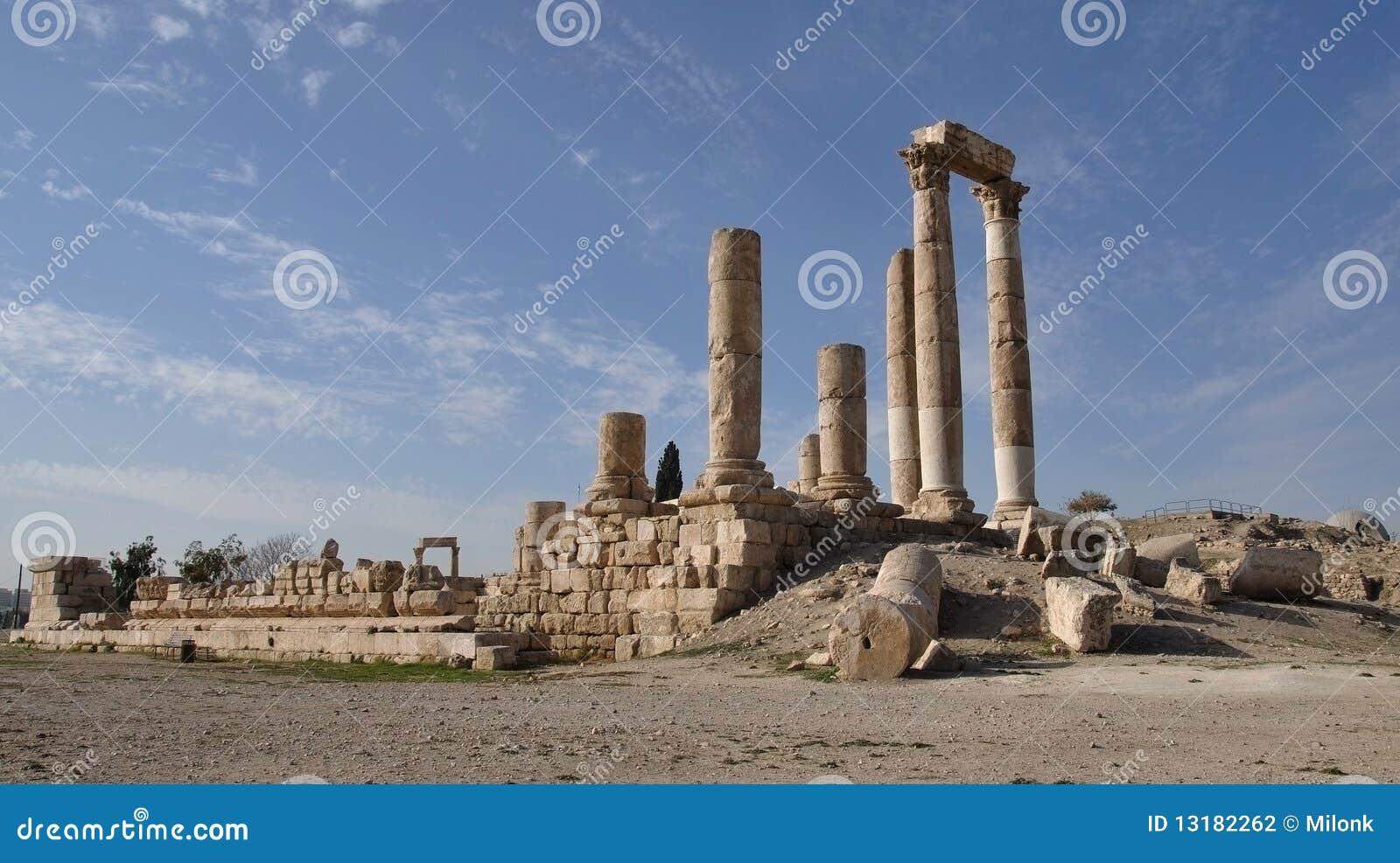 ναός του Αμμάν Hercules