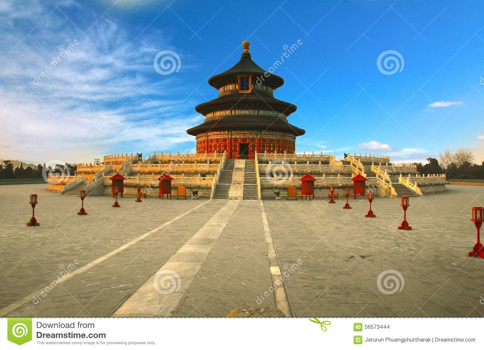 Download Ναός του ουρανού στο Πεκίνο, Κίνα Στοκ Εικόνες - εικόνα από ιστορικός, ιστορία: 56573444