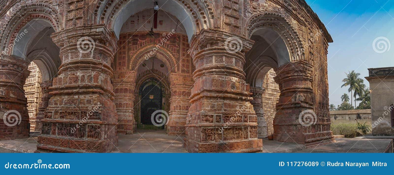 Ναός Chandra Krishna, Kalna