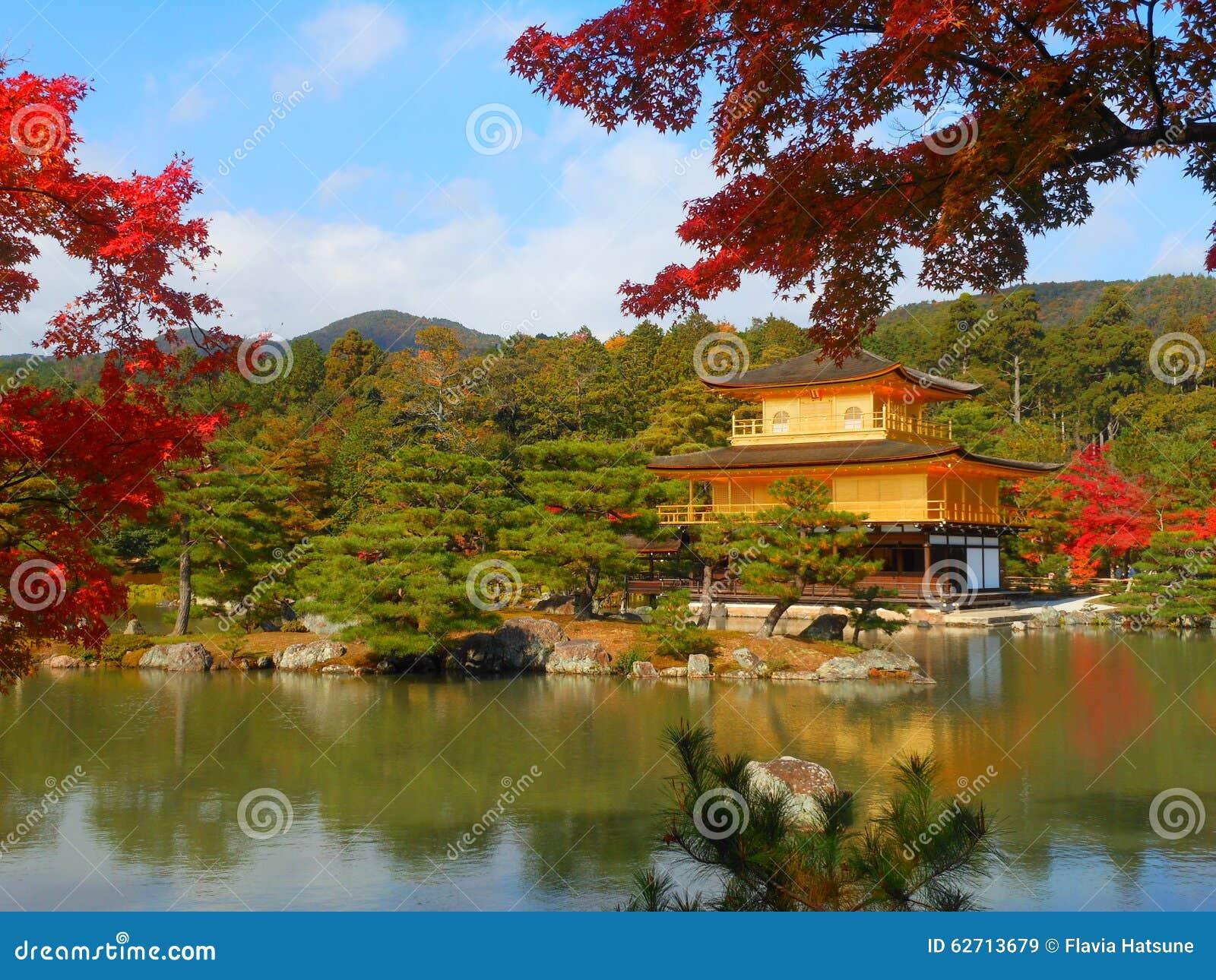 ναός kinkakuji