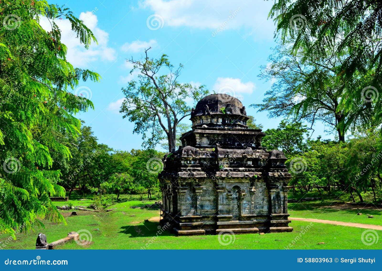 Ναός Shiva στη Σρι Λάνκα (Κεϋλάνη)