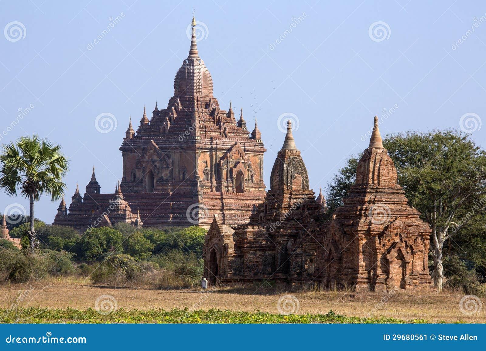 Ναός Sulamani - Bagan - το Μιανμάρ