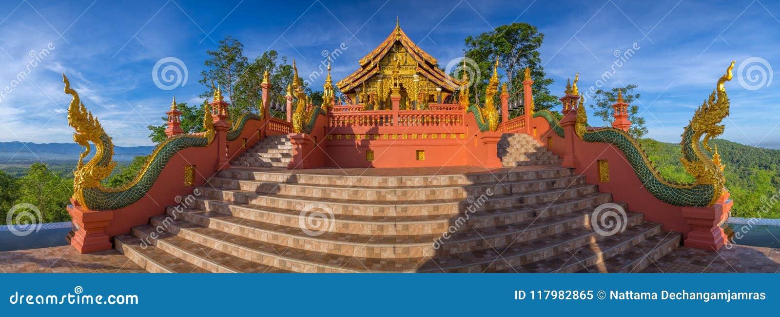 Ναός, Wat Pra που Doi Pra Chan Mae Tha
