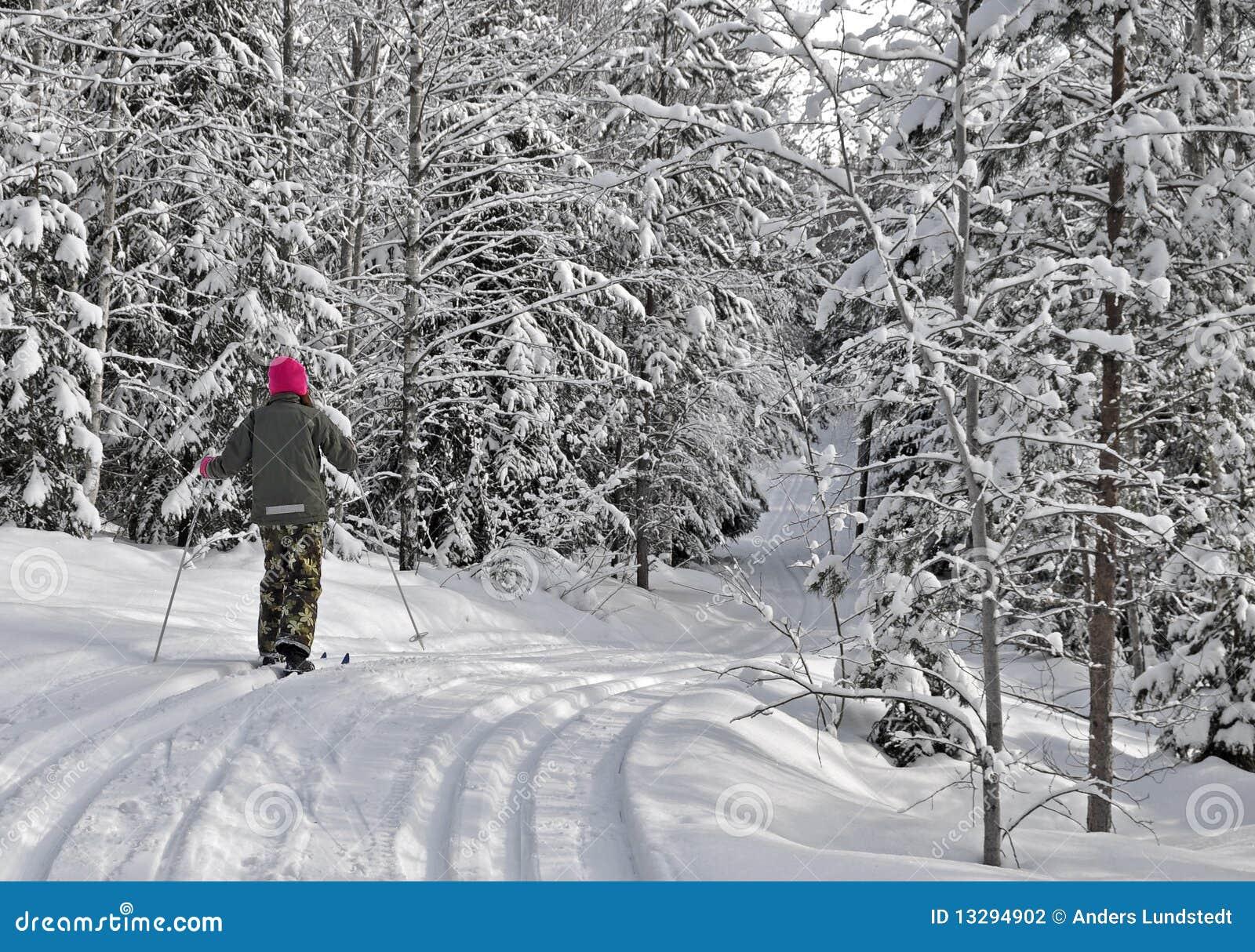 να κάνει σκι κοριτσιών
