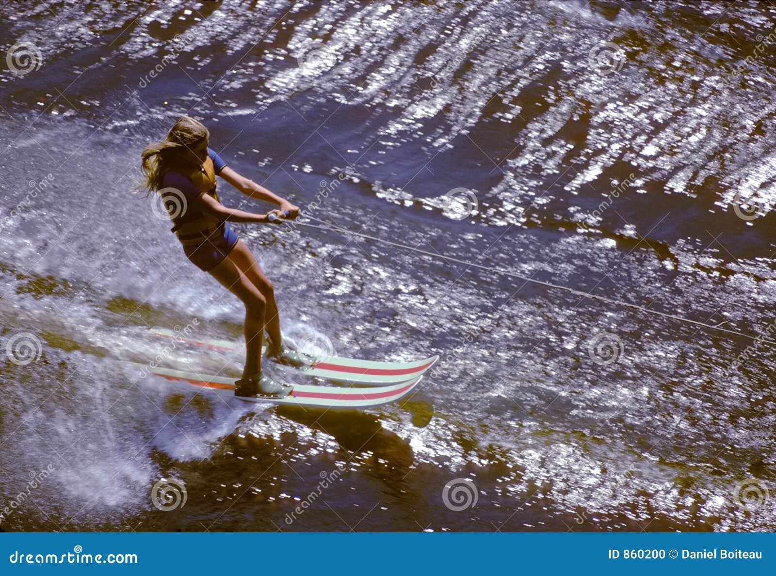 να κάνει σκι ύδωρ