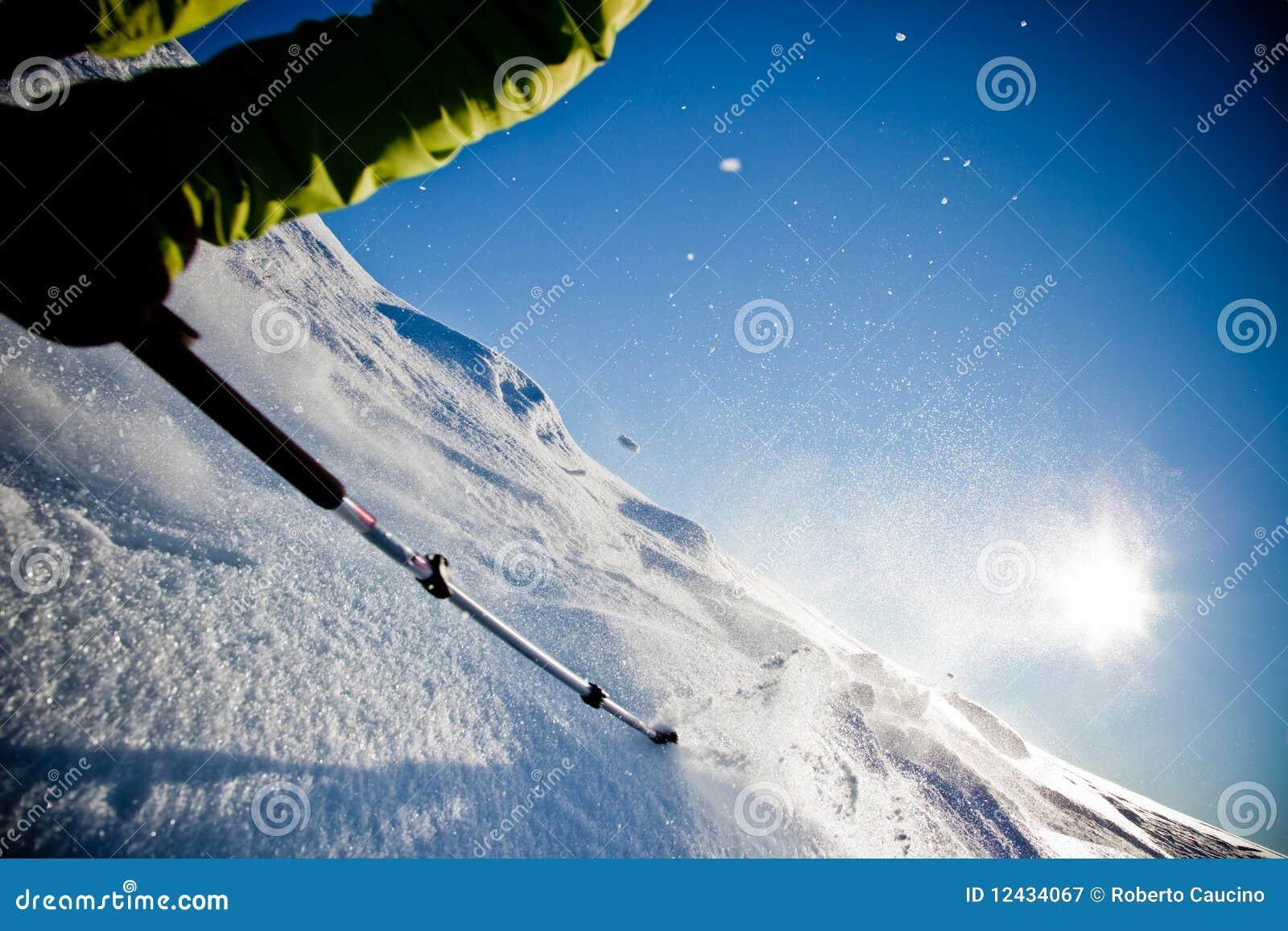 να κάνει σκι freeride