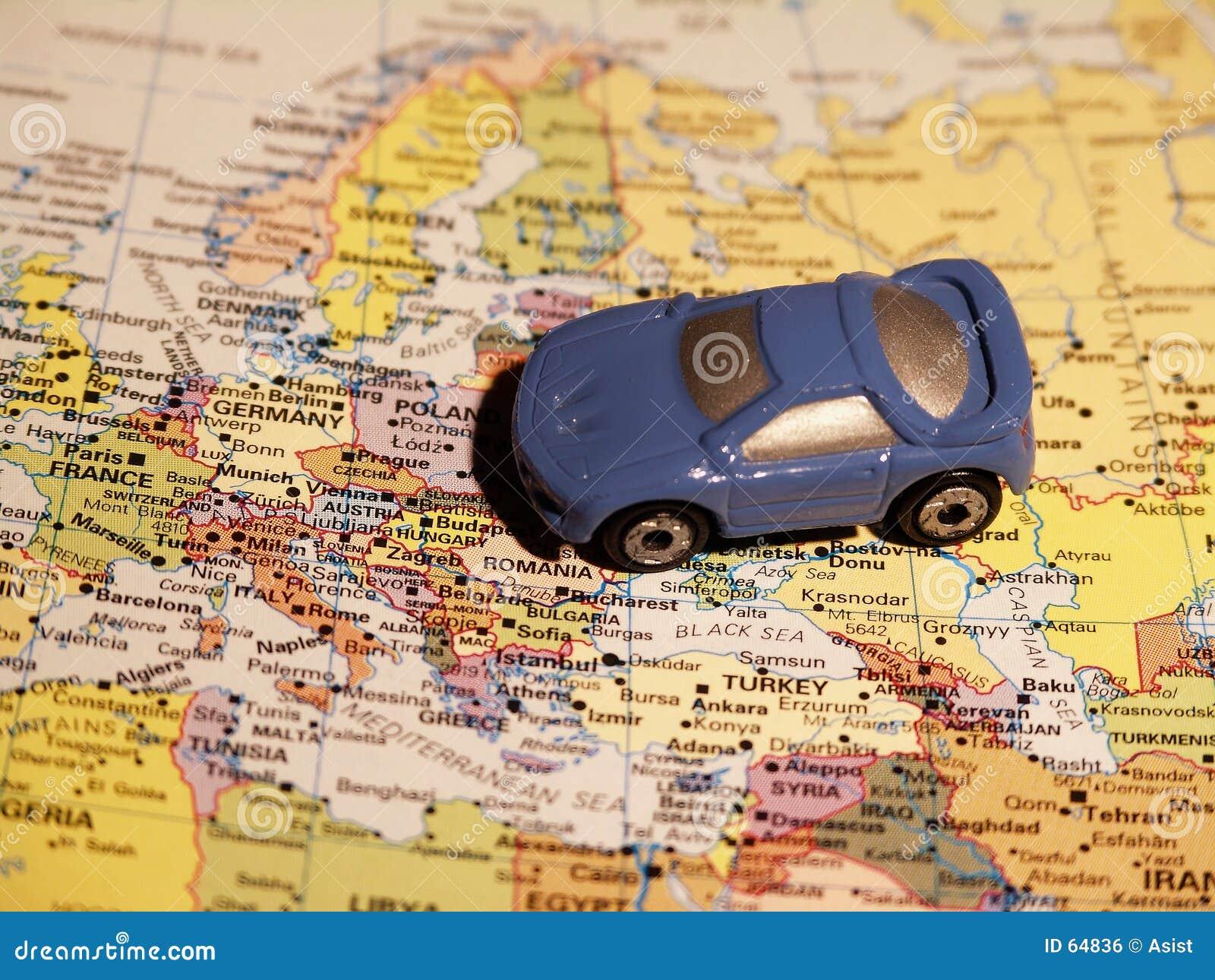 Download να περιοδεύσει της Ευρώ&p στοκ εικόνες. εικόνα από ταξίδια - 64836