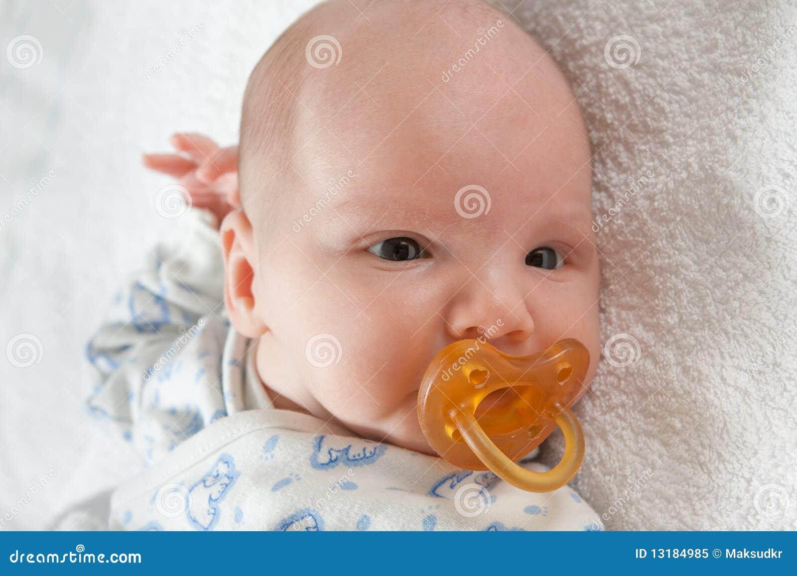 νεογέννητο soother μωρών