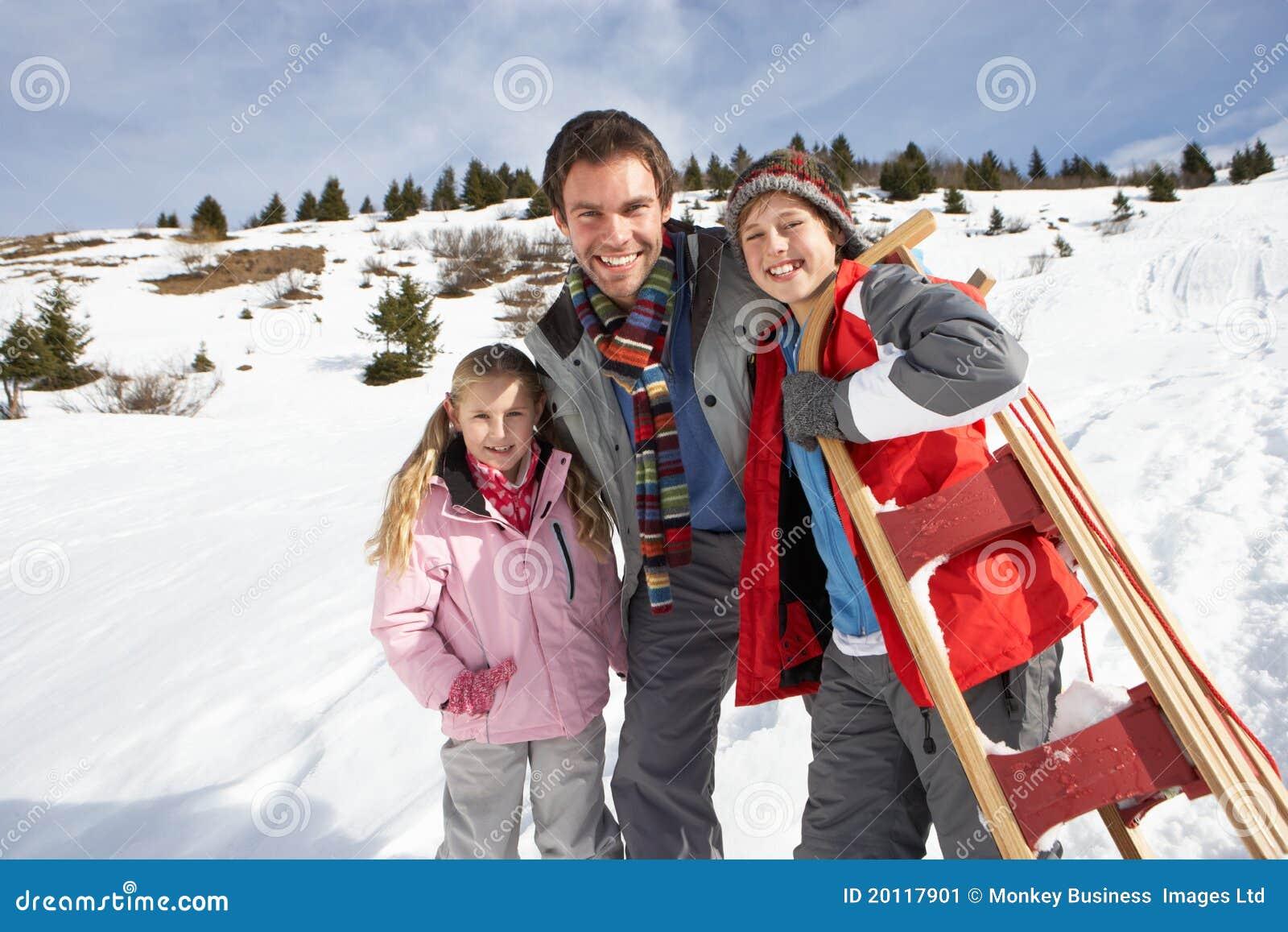 νεολαίες χιονιού ελκήθ&