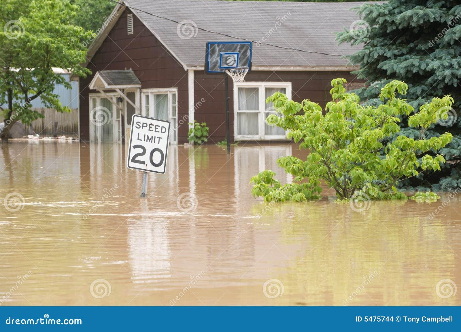νερά πλημμύρας