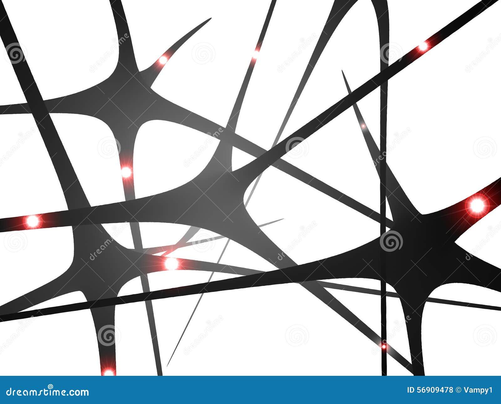Νευρώνες, επικοινωνία εγκεφάλου συνάψεων,