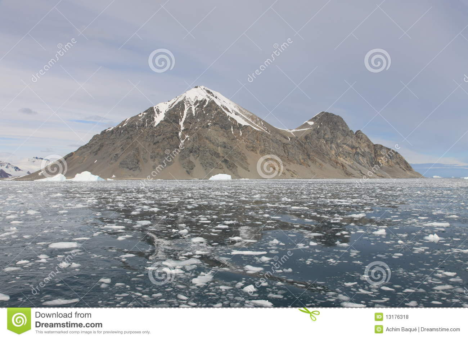 νησί της Ανταρκτικής απομ&alpha